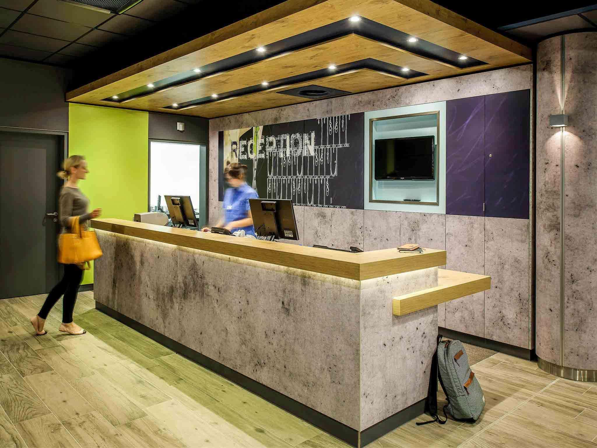 酒店 – 宜必思快捷弗赖堡南部酒店