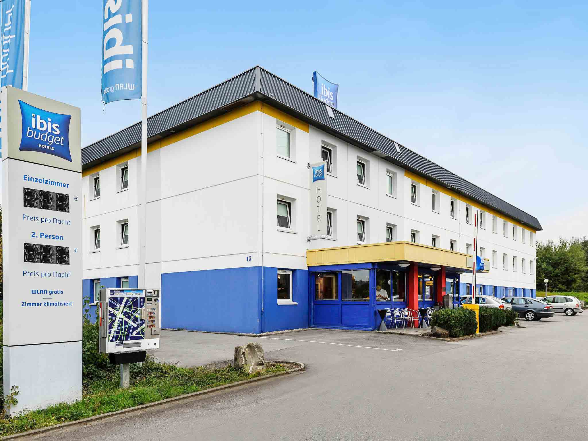 Otel – ibis budget Aachen Nord