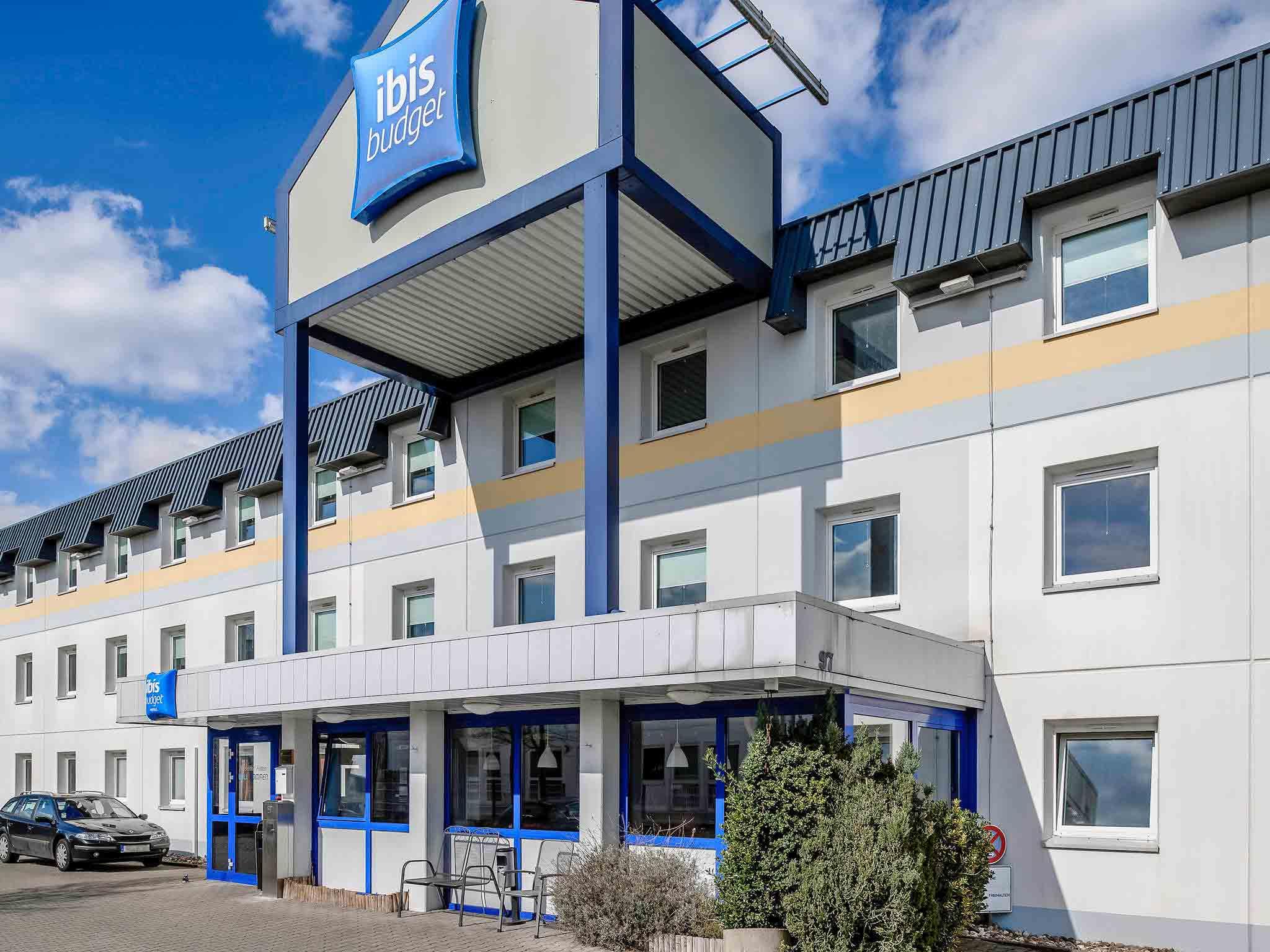Hotel in hilden ibis budget duesseldorf hilden for Hilden hotel