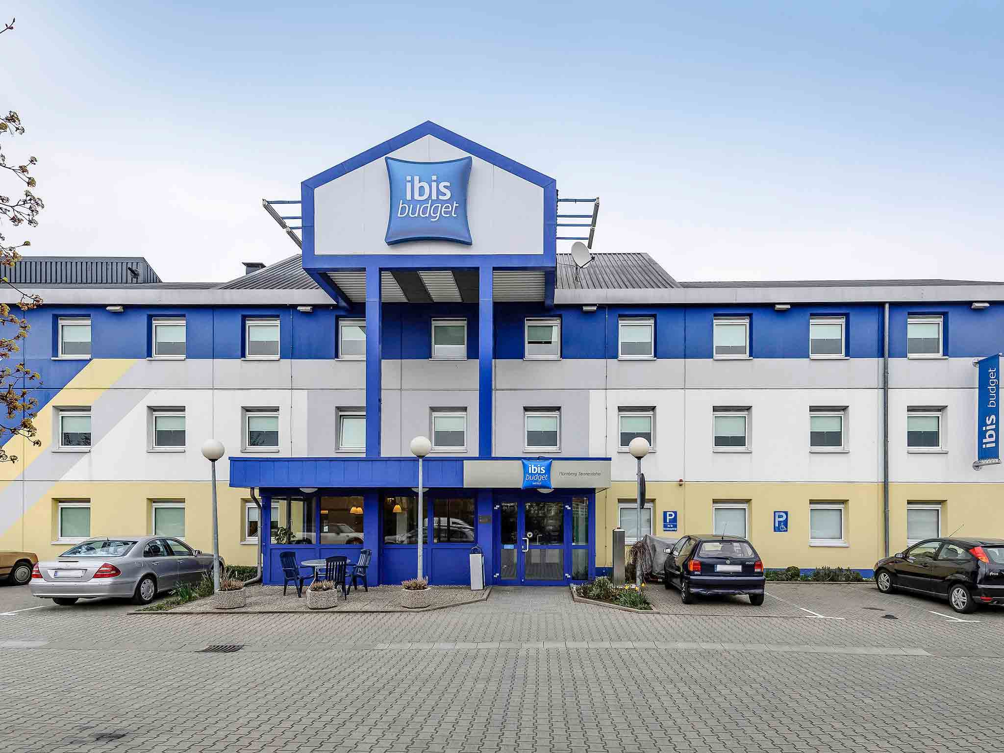 Hôtel - ibis budget Nuernberg Tennenlohe