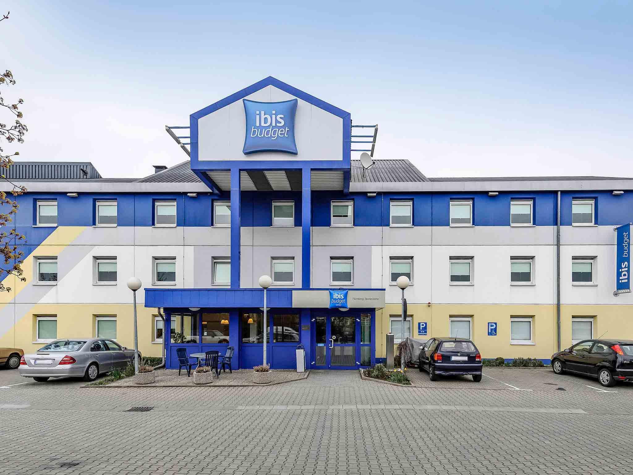 Отель — ibis budget Nuernberg Tennenlohe