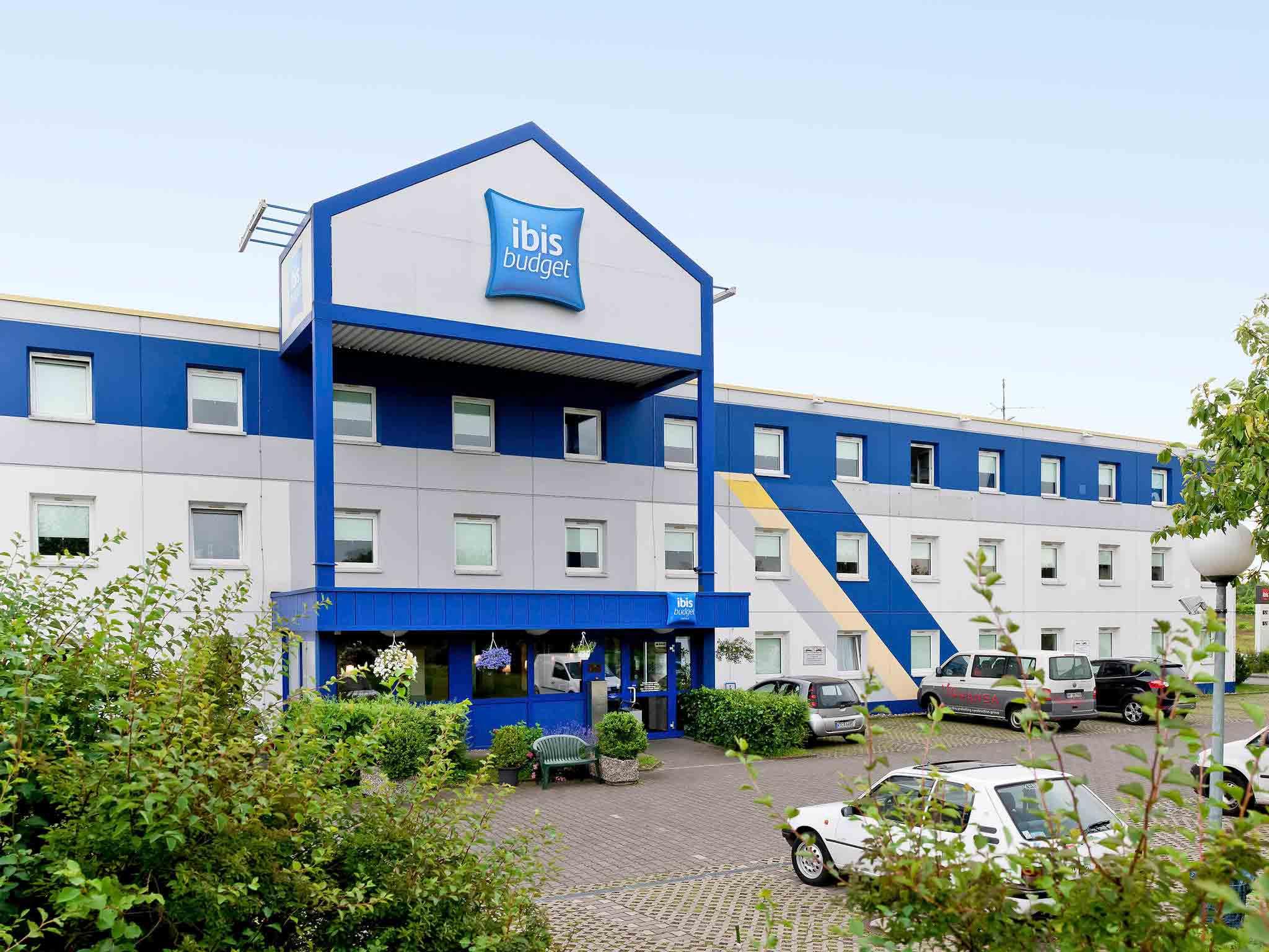 Hotell – ibis budget Koeln Porz