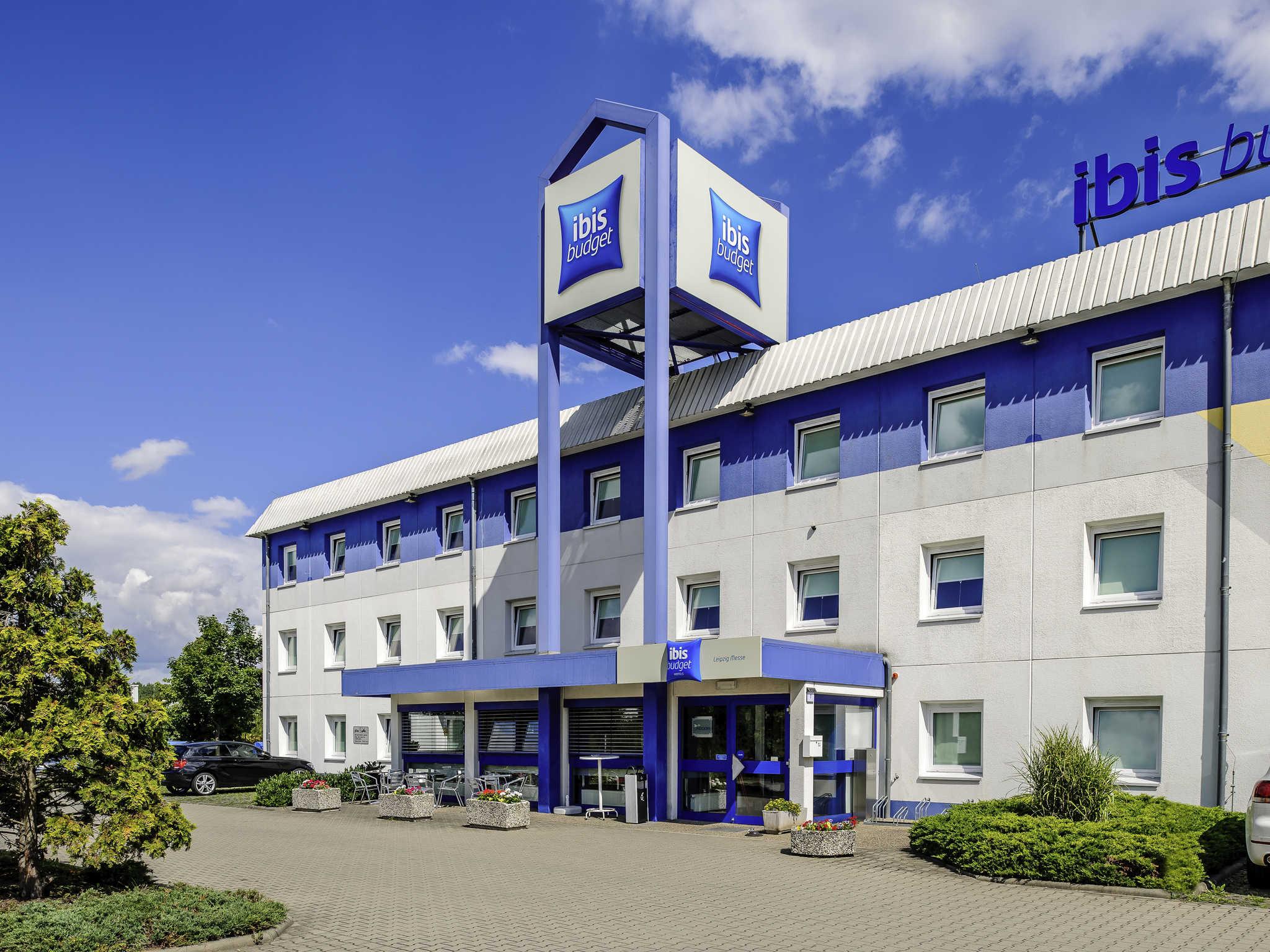 Отель — ibis budget Лейпциг Мессе