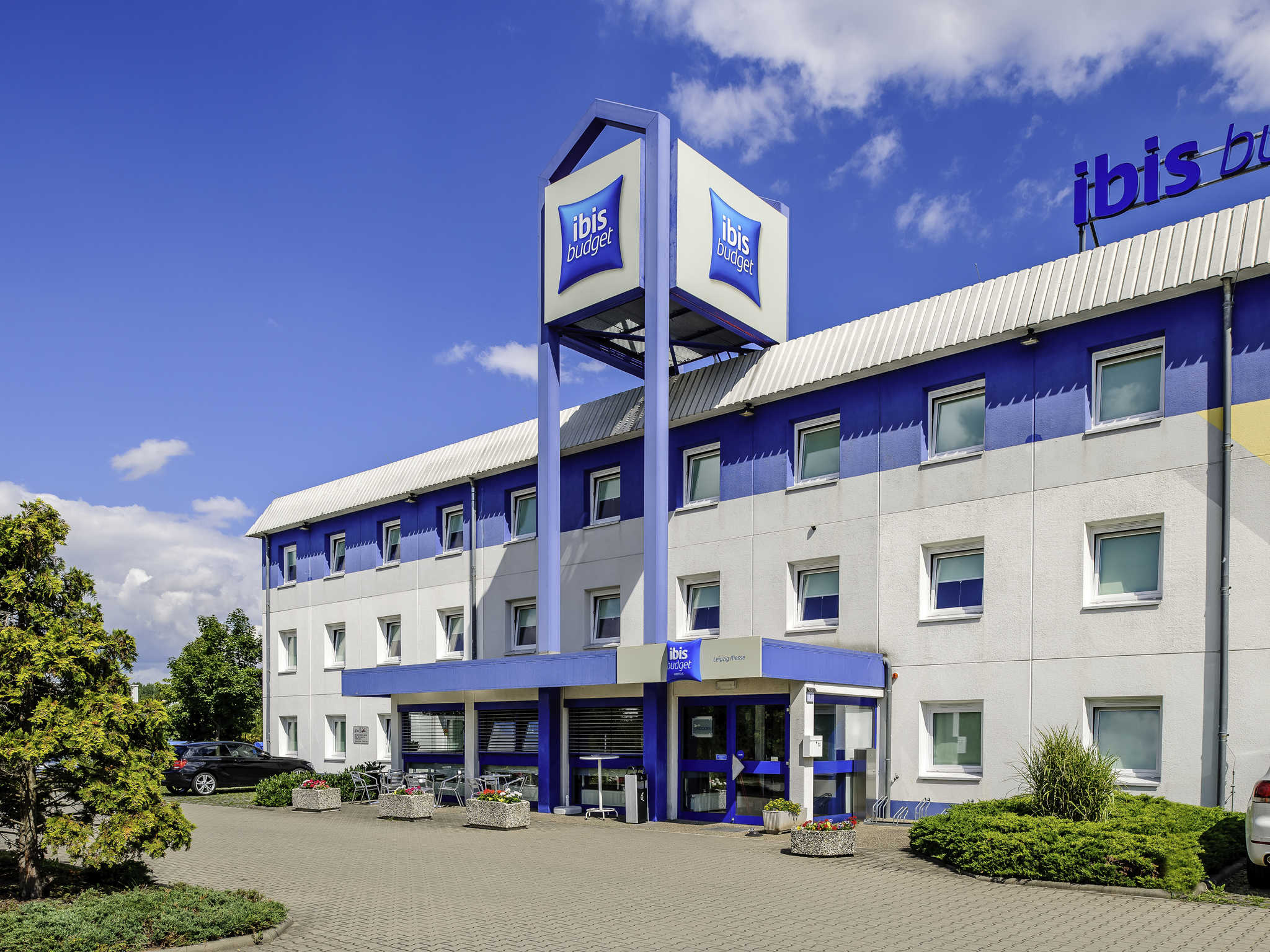 Hotell – ibis budget Leipzig Messe