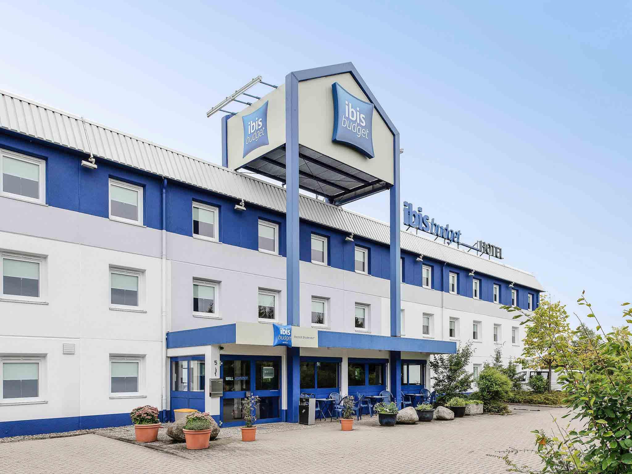 Отель — ibis budget Rostock Broderstorf