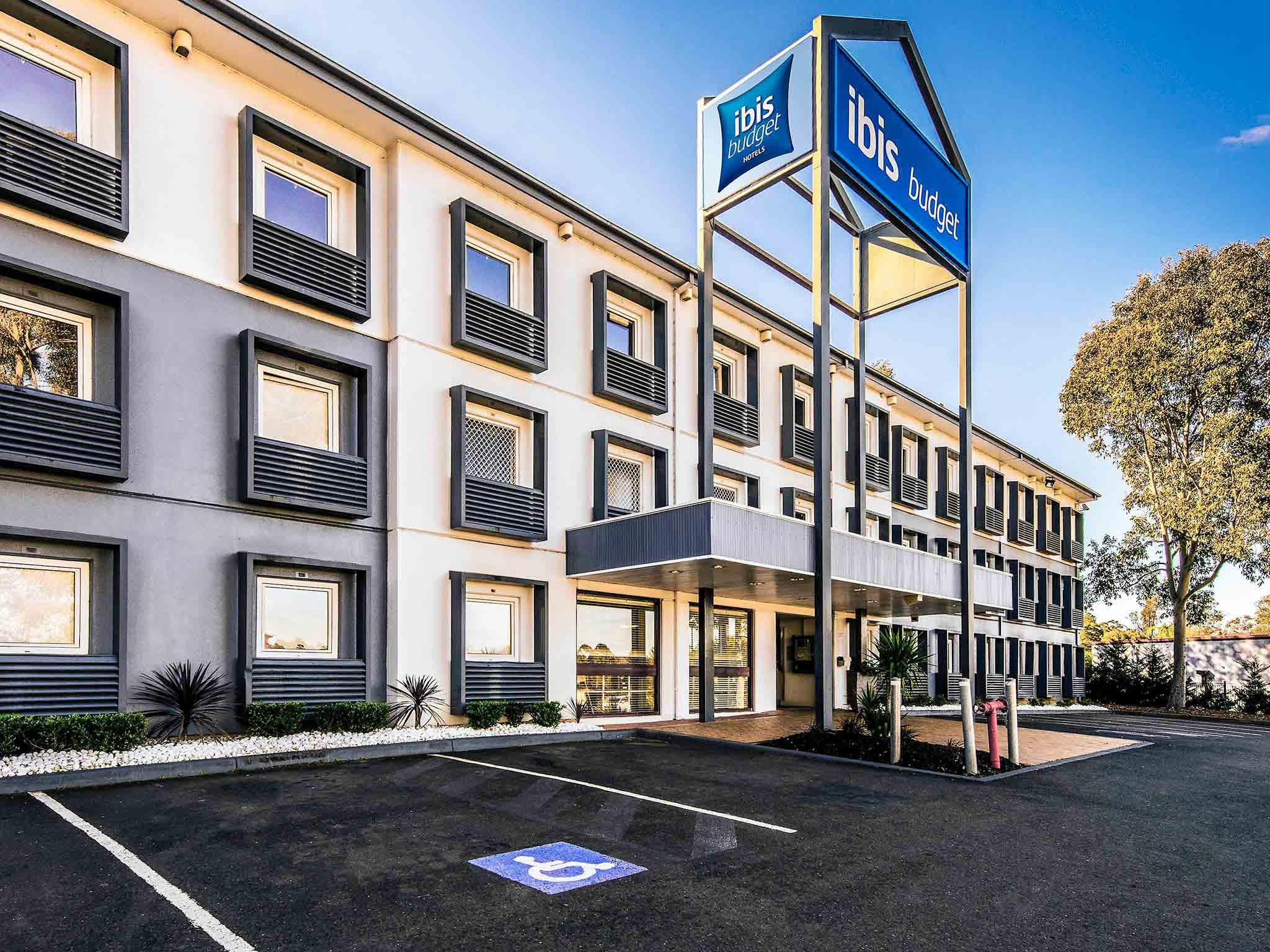 โรงแรม – ibis budget Campbelltown
