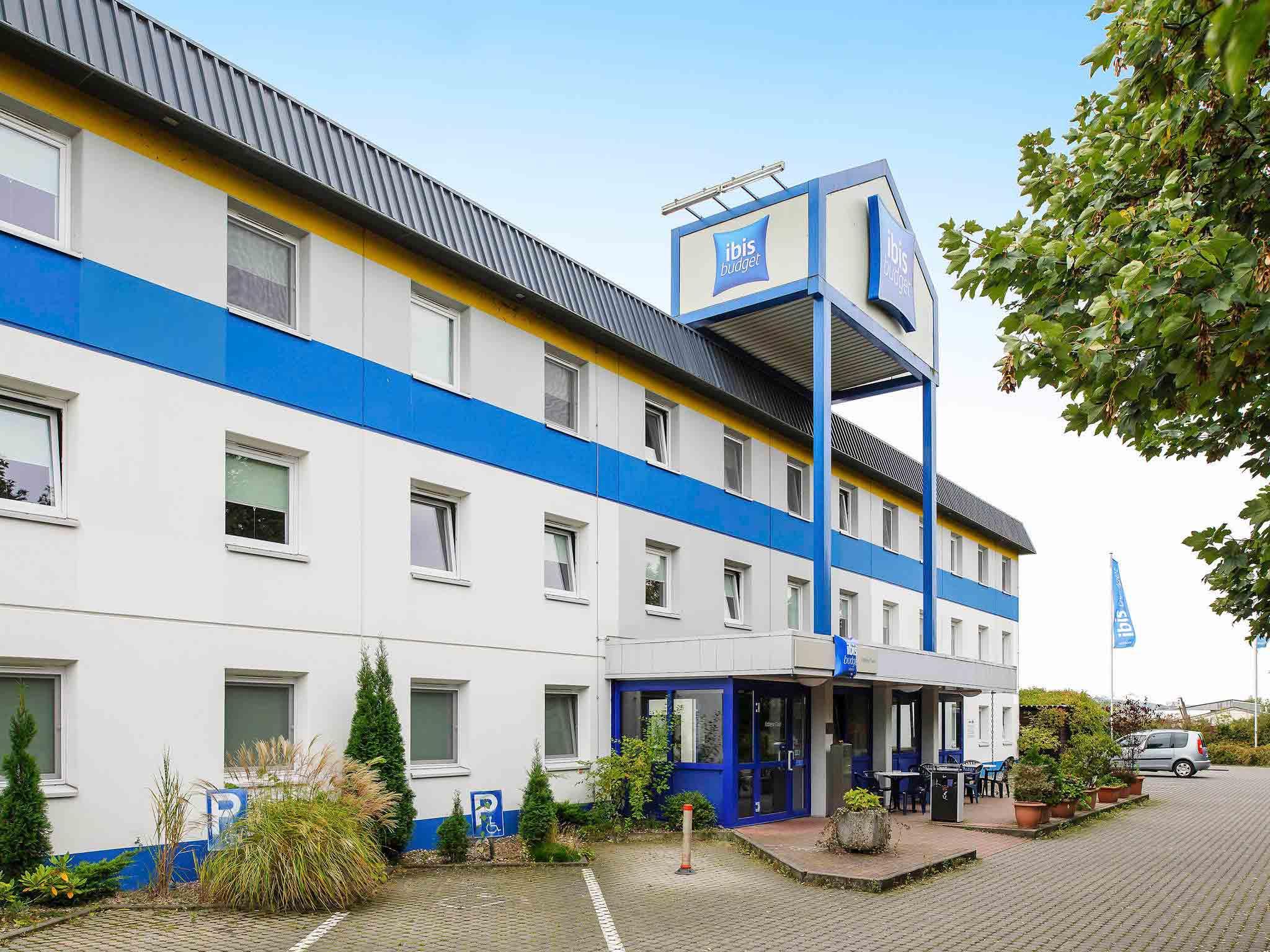 hotel in m lheim kaerlich ibis budget koblenz nord. Black Bedroom Furniture Sets. Home Design Ideas