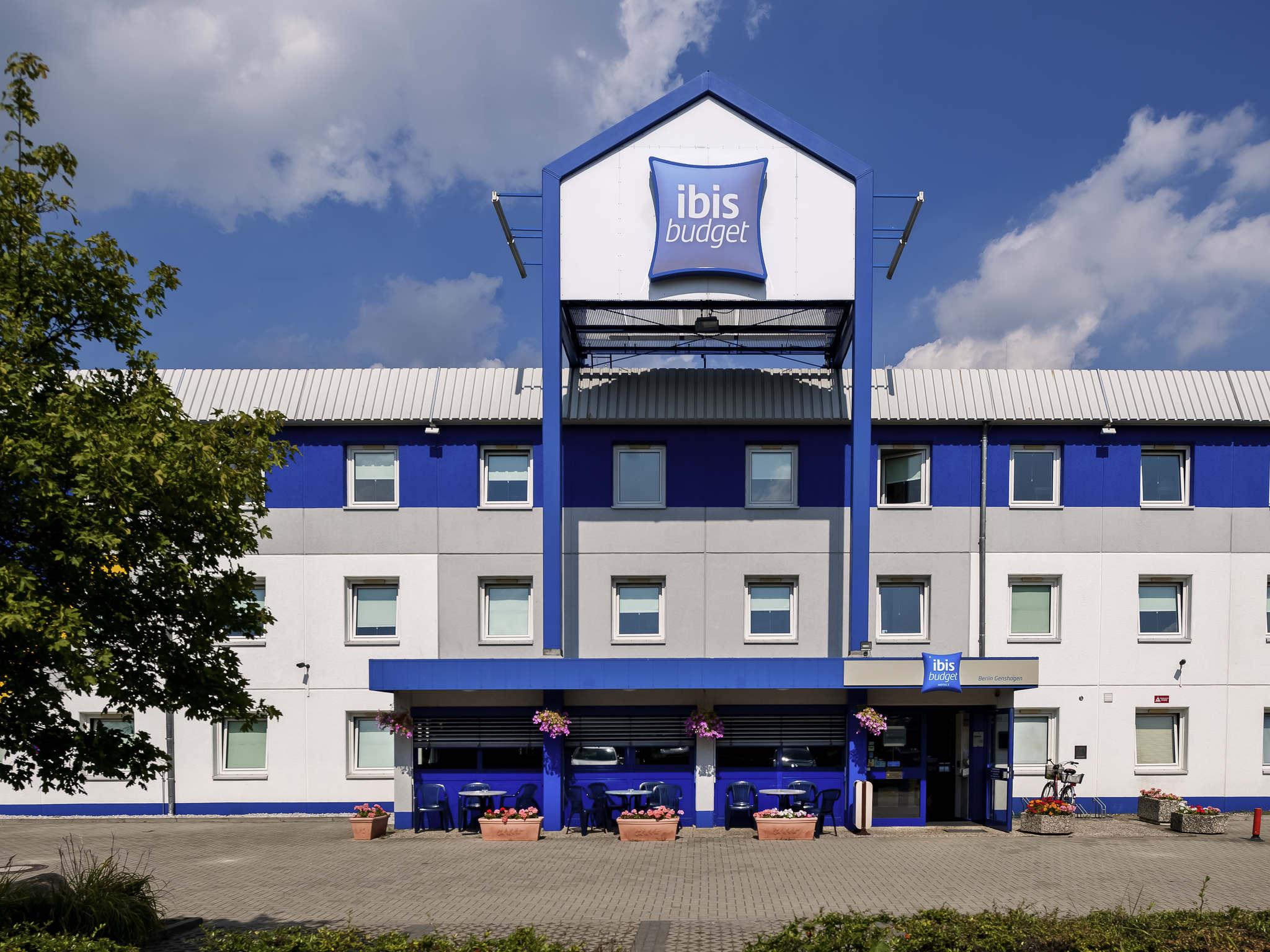 Отель — ibis budget Берлин Геншаген