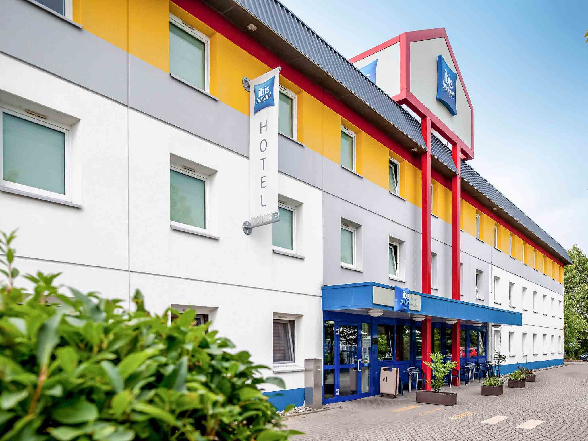 호텔 – ibis budget Mannheim Friedrichsfeld