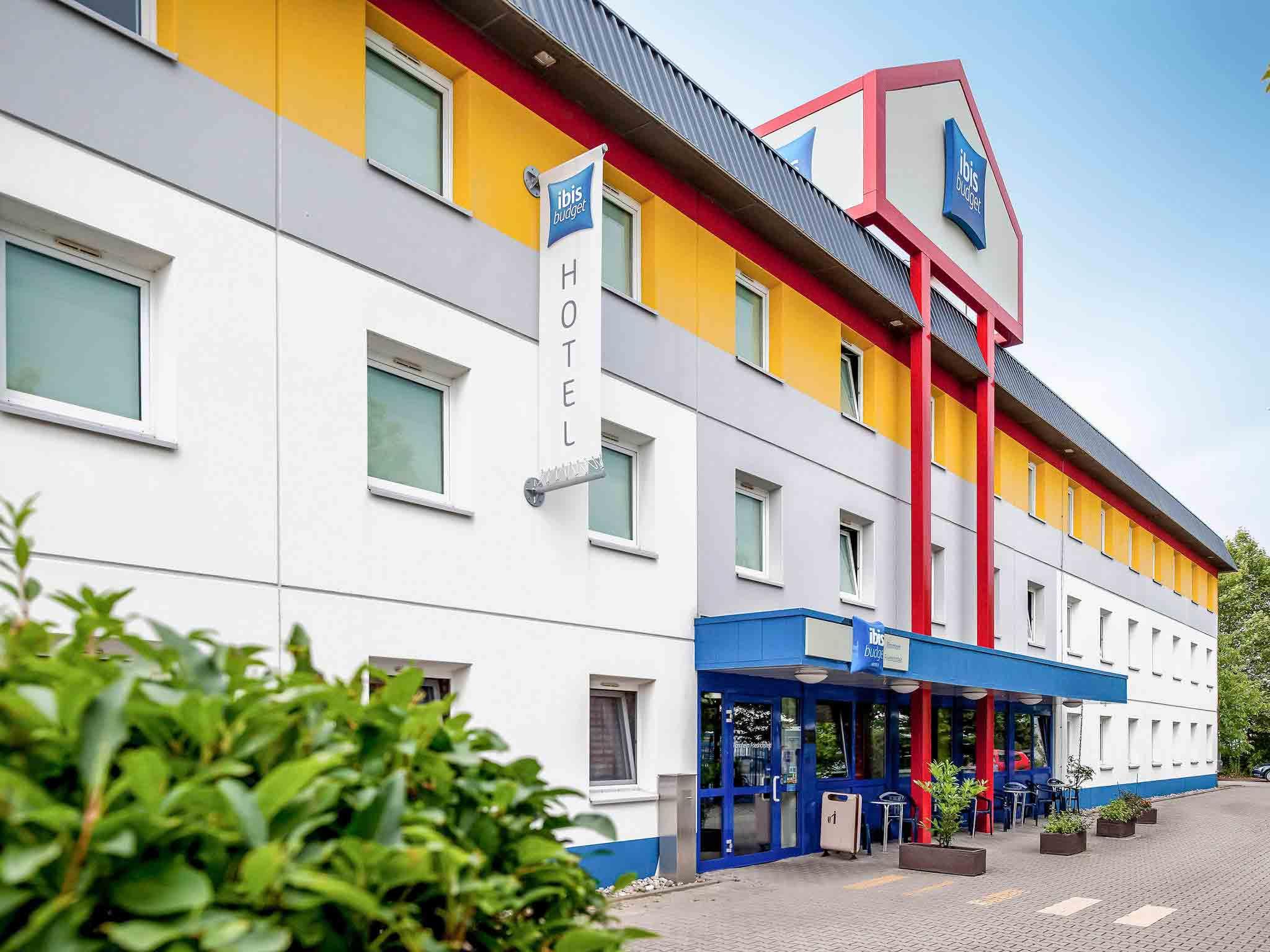 Отель — ibis budget Mангейм Фридрихсфельд