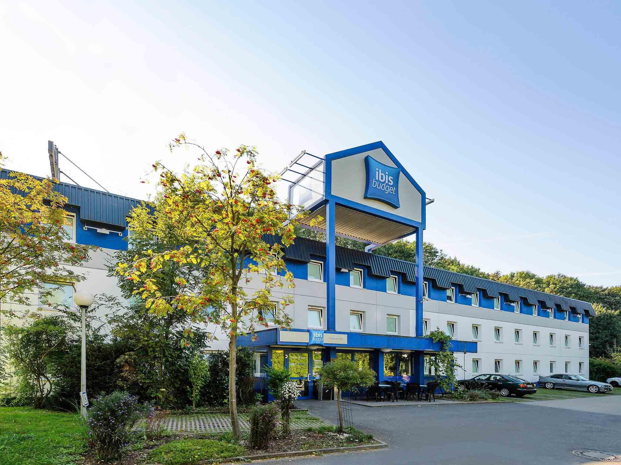Hotell – ibis budget Dortmund West