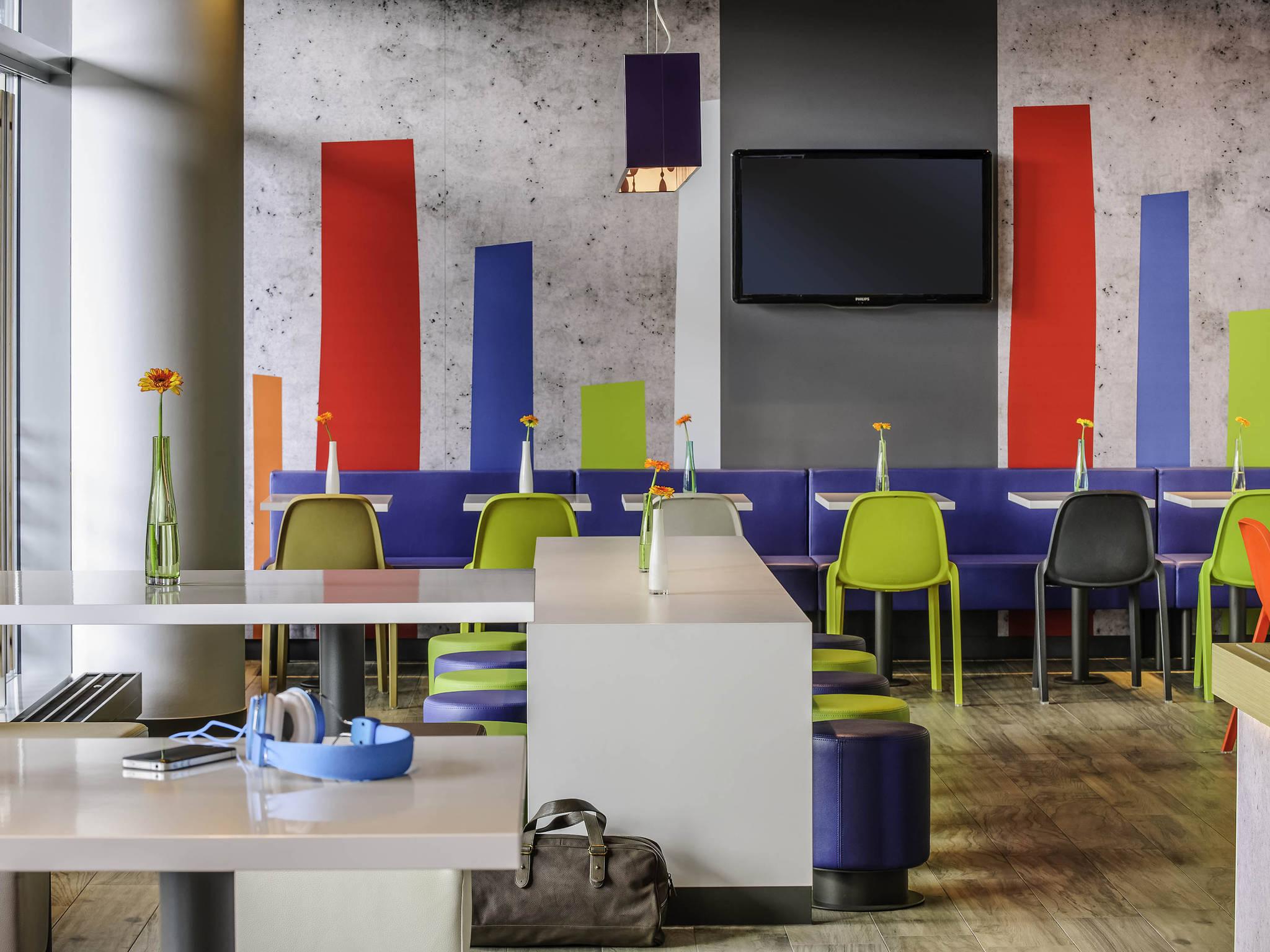 Hotel ibis budget Dortmund West. Book now! Free Wifi!