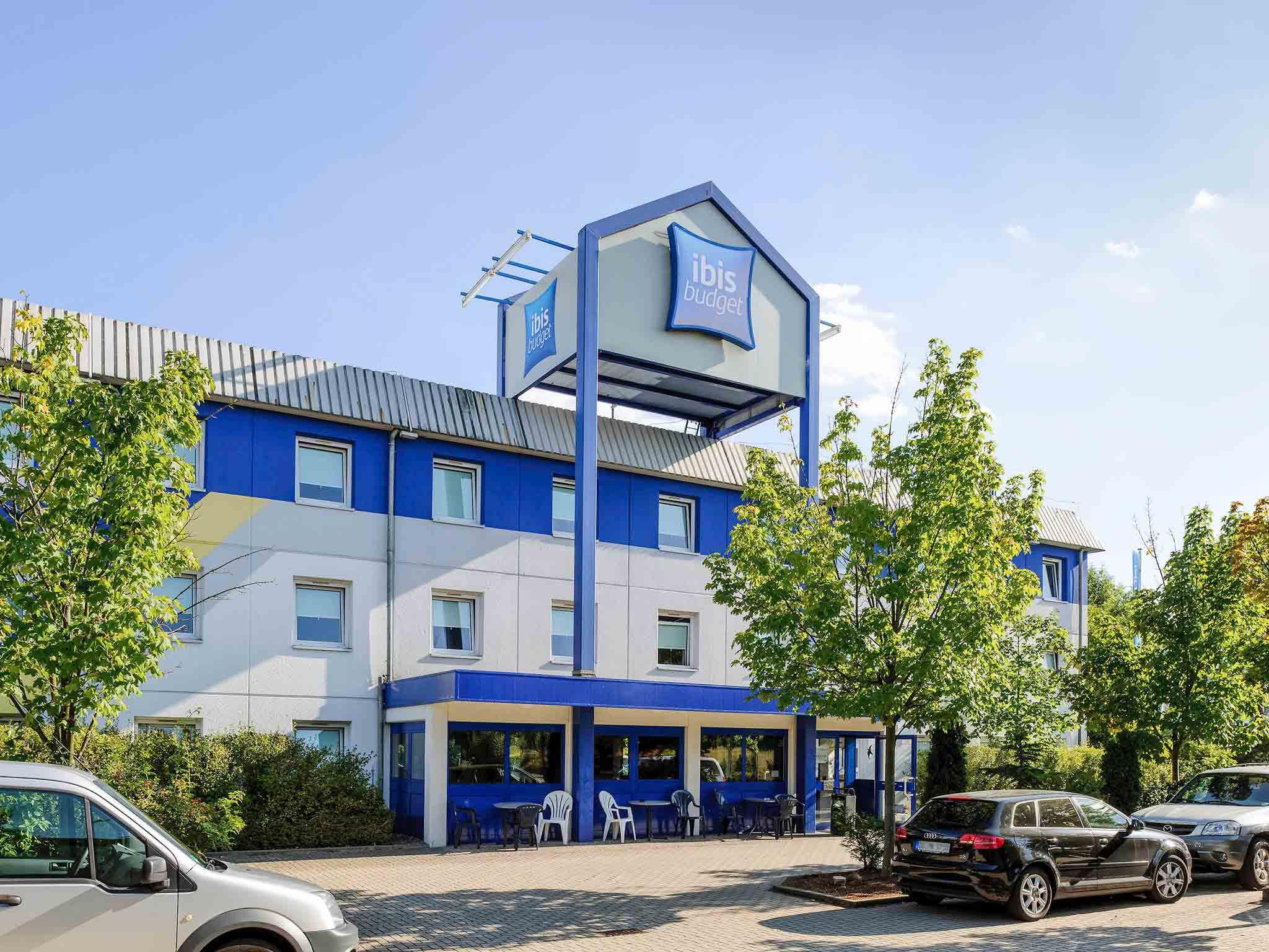 Hotell – ibis budget Kassel Lohfelden