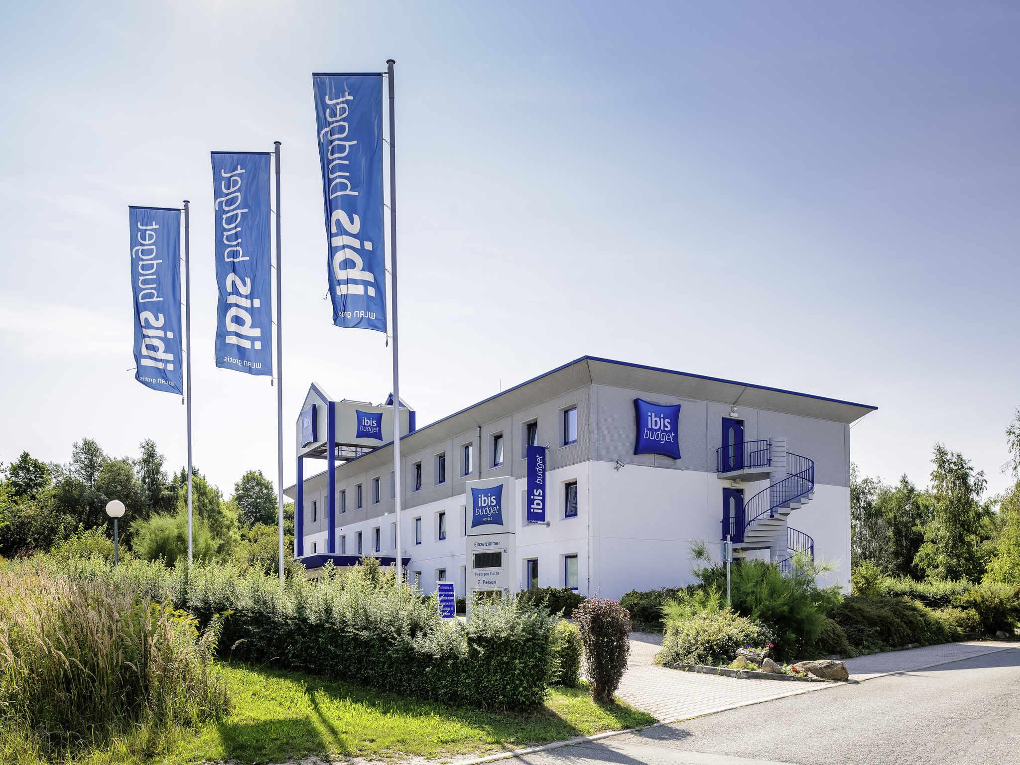 Отель — ibis budget Zwickau Nord