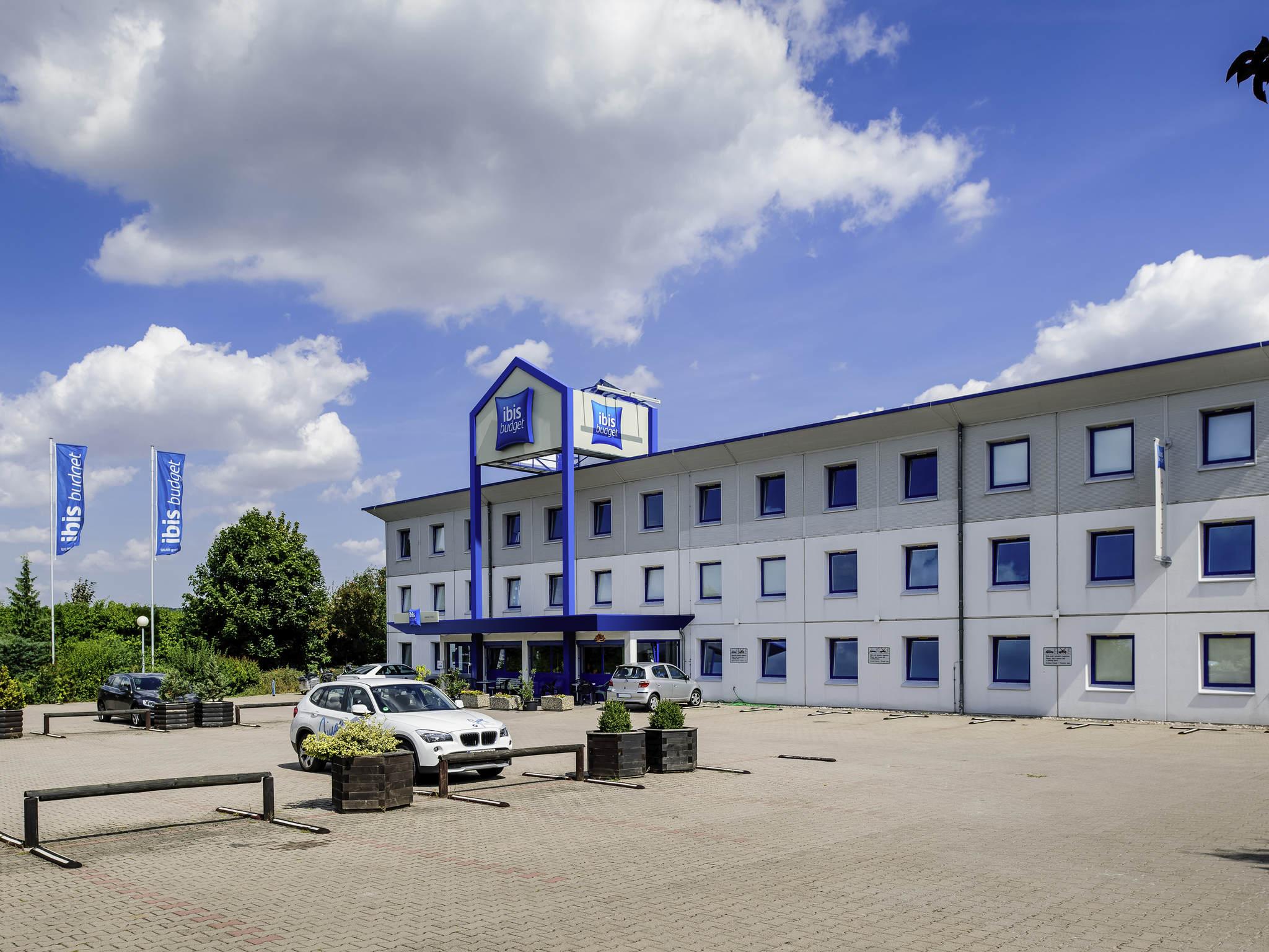 Отель — ibis budget Weimar Nohra