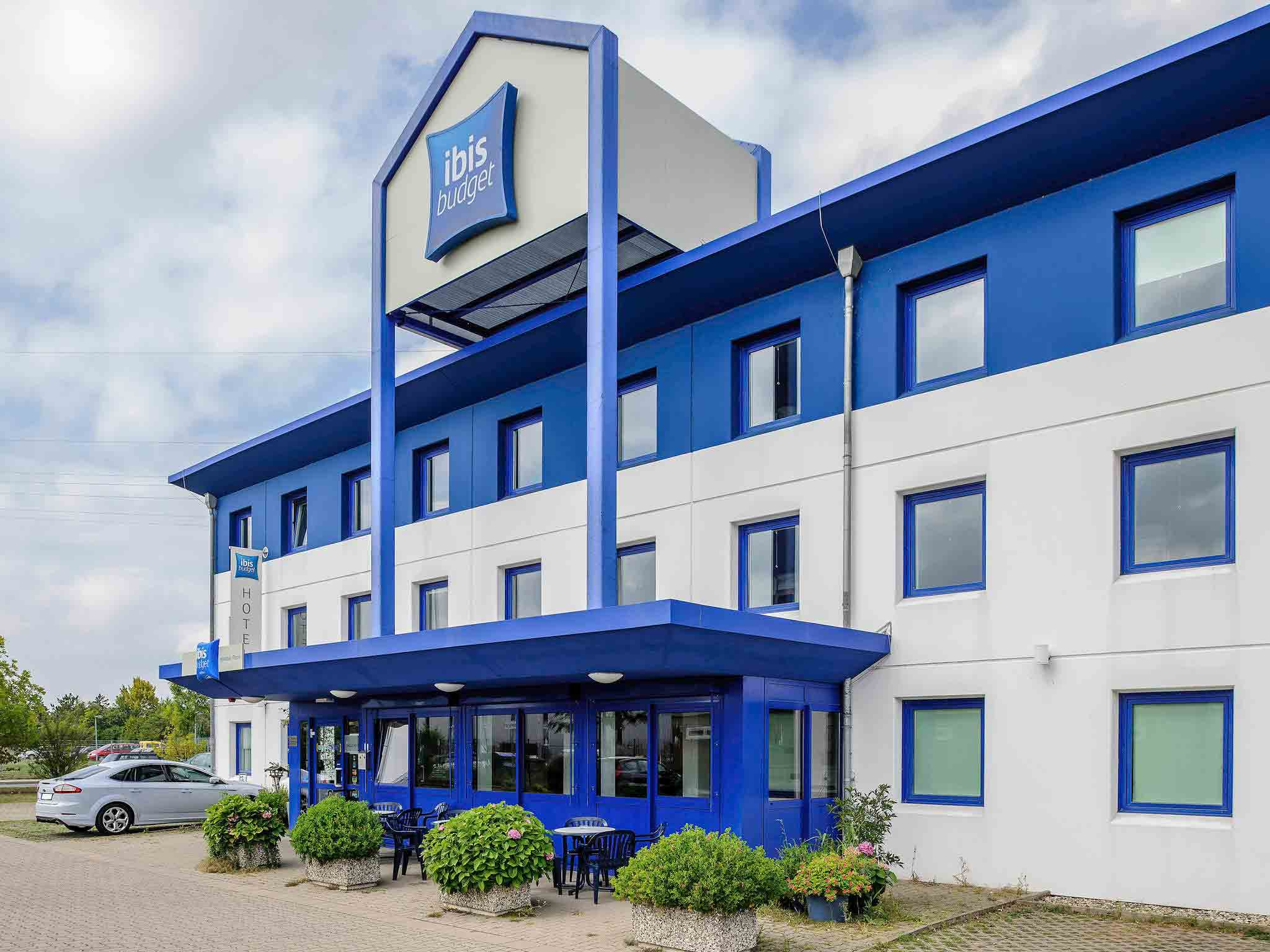 Hotell – ibis budget Hannover Messe