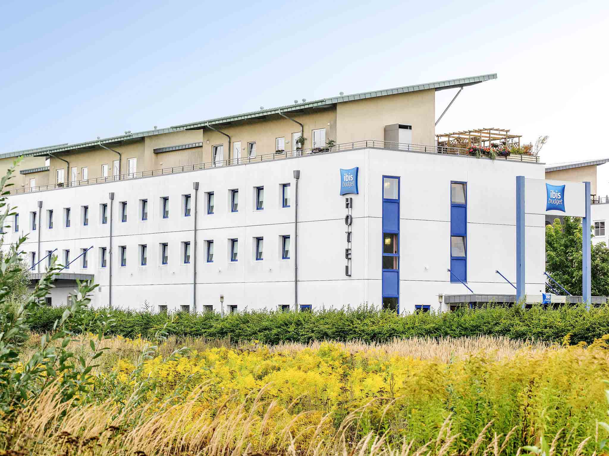 Отель — ibis budget Schwerin Sued