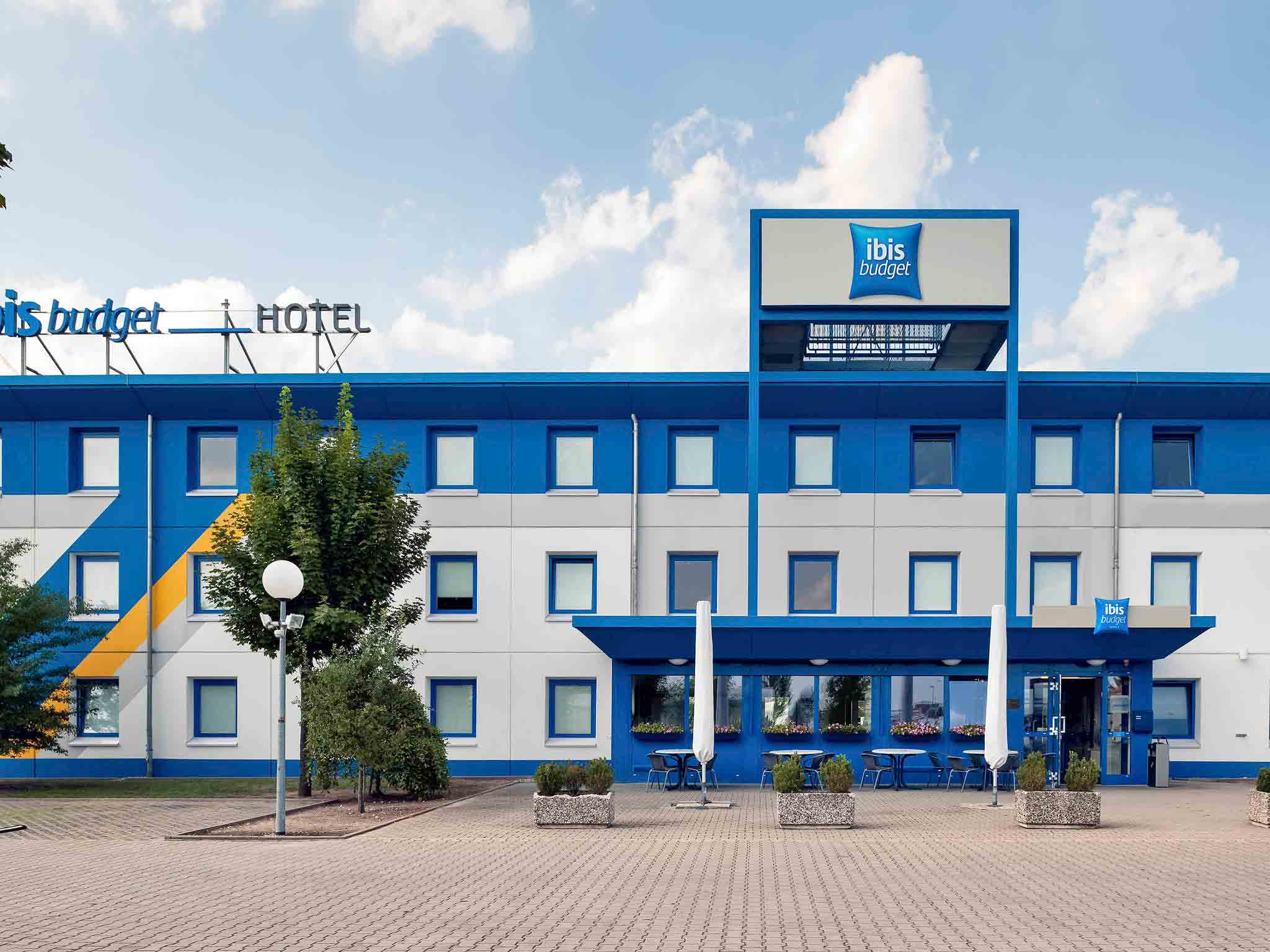 Отель — ibis budget Berlin Hoppegarten