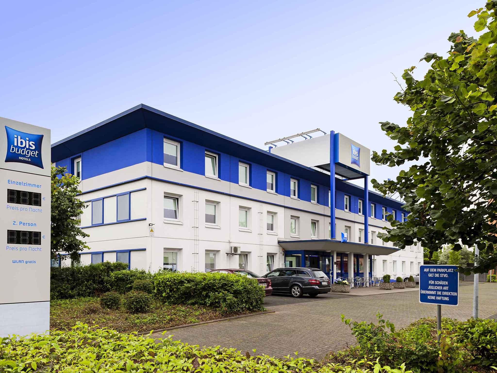 Hotel – ibis budget Koeln Marsdorf