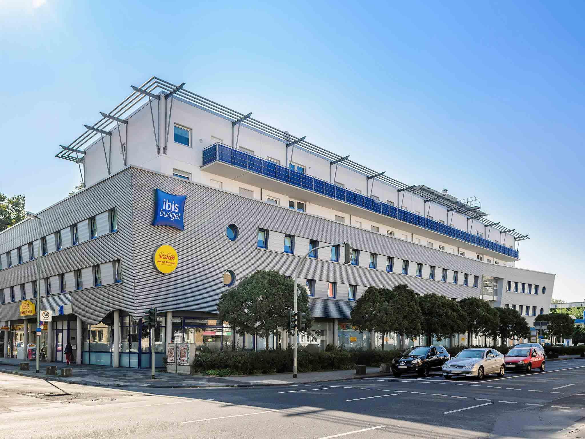 فندق - ibis budget Duisburg City am Innenhafen