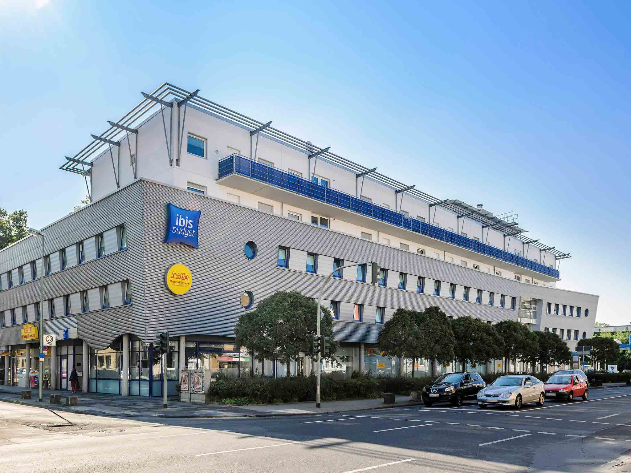 Hotell – ibis budget Duisburg City am Innenhafen