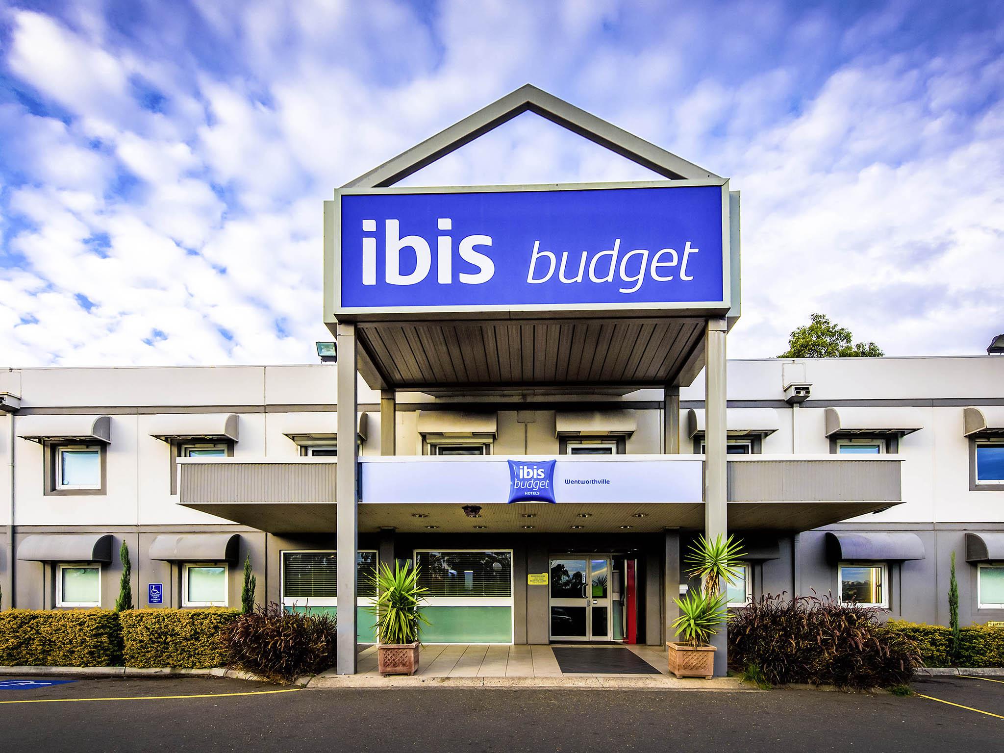 Hôtel - ibis budget Wentworthville