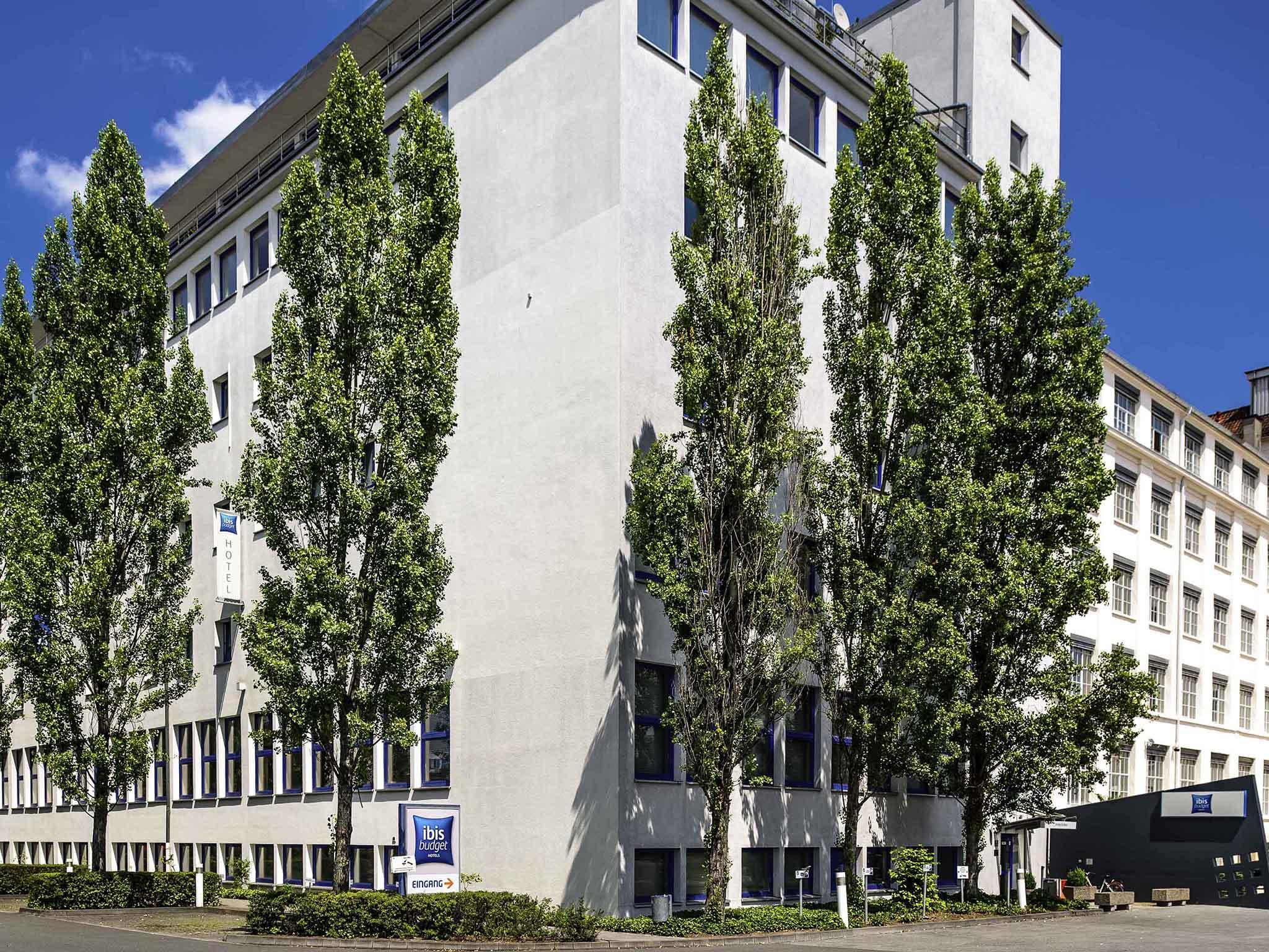 ホテル – イビスバジェットニュルンベルクシティメッセ