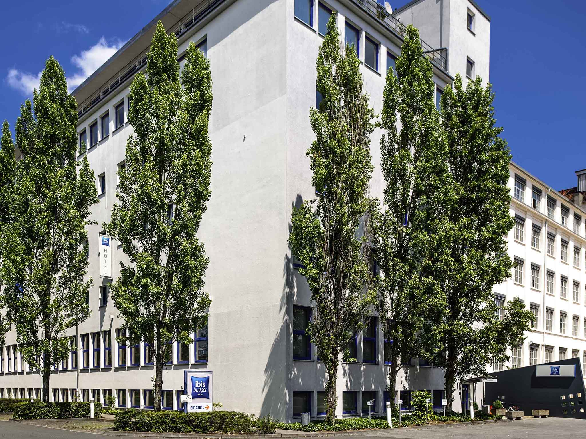 Hotel – ibis budget Nuernberg City Messe