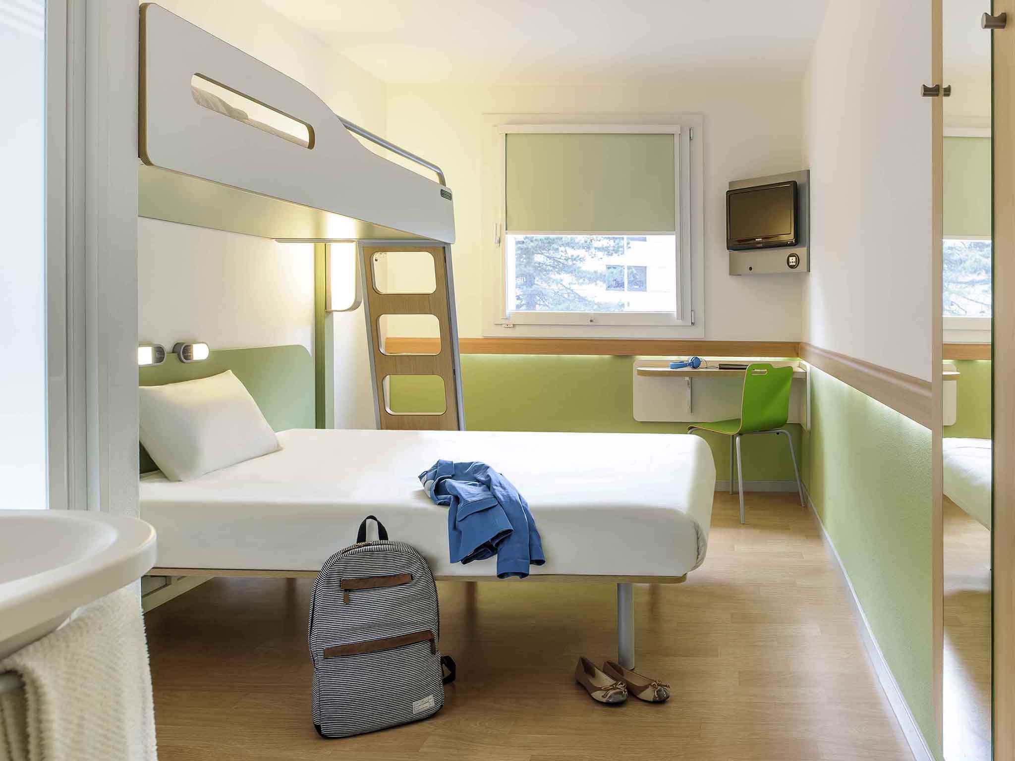 Hotel in Nürnberg - ibis budget NÜRNBERG City Messe