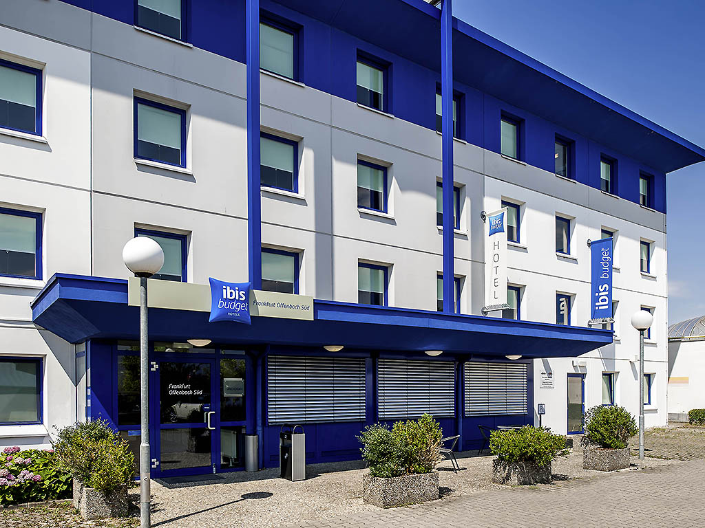 Hotel ibis budget frankfurt offenbach sued book now wifi for Hotel offenbach