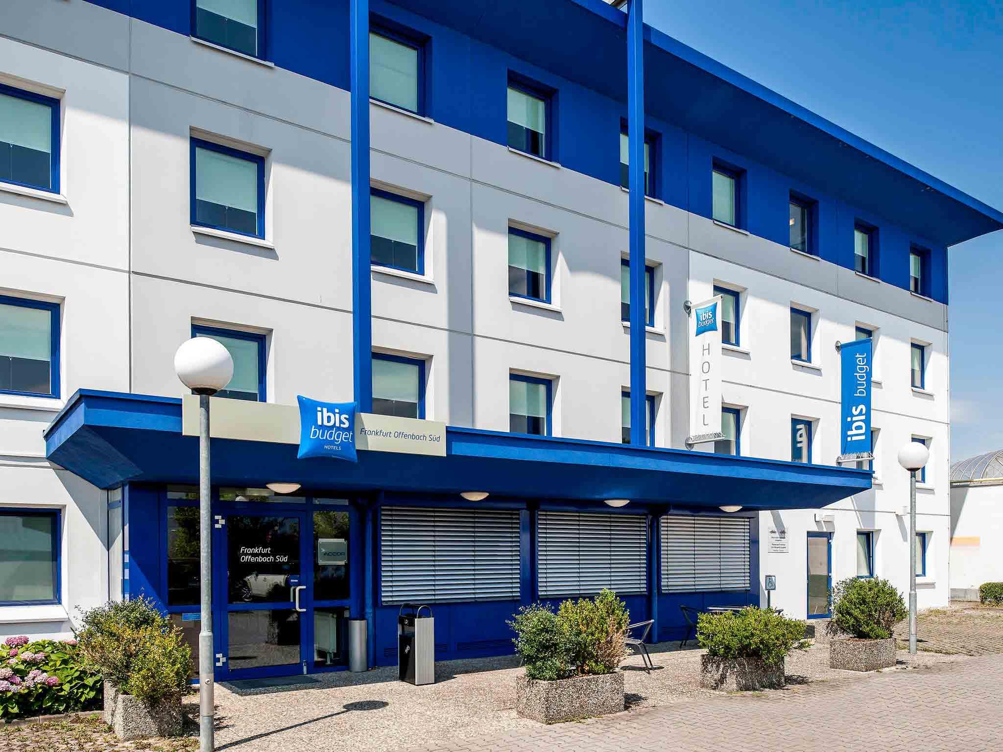 Hotell – ibis budget Frankfurt Offenbach Sued