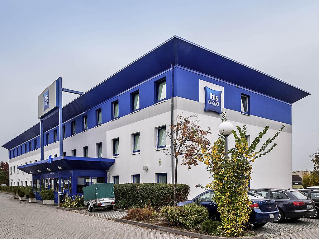Hotel in wiesbaden ibis budget wiesbaden nordenstadt for Designhotel wiesbaden