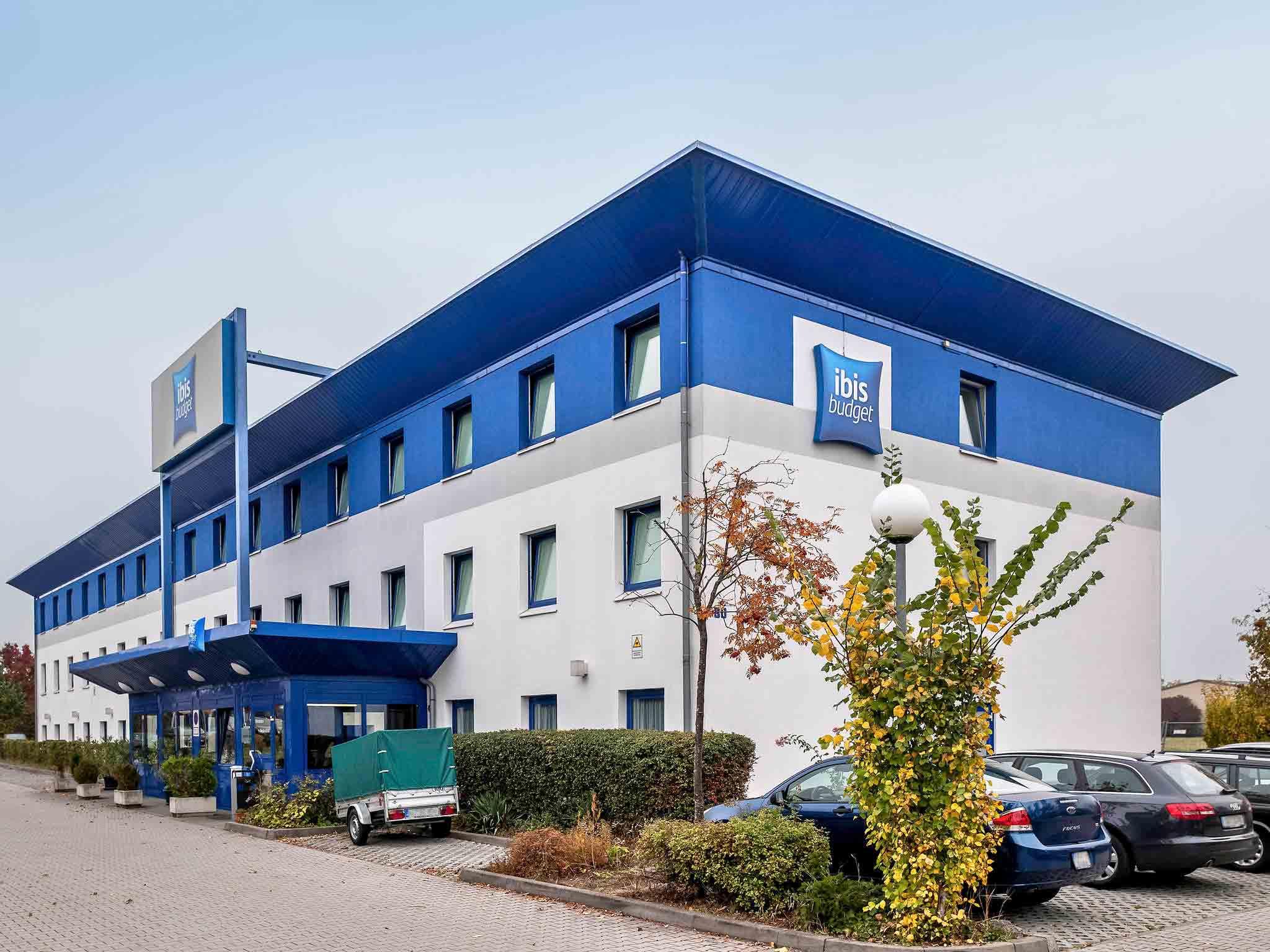 Отель — ibis budget Висбаден Норденштадт