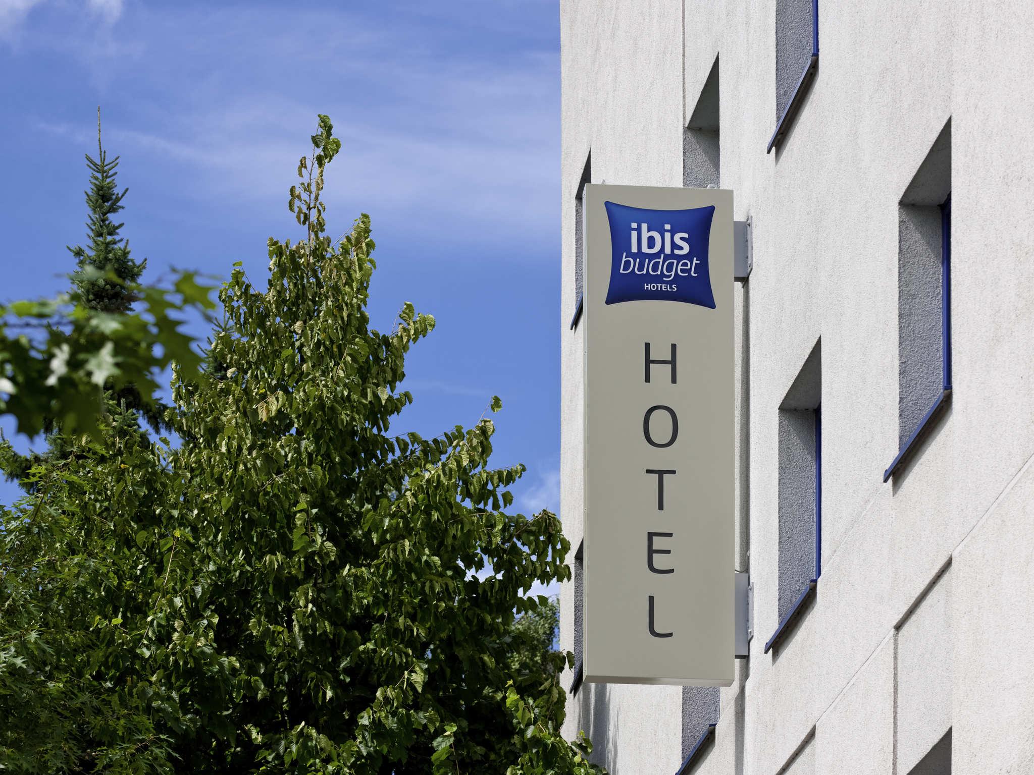 Отель — ibis budget Гамбург Альтона