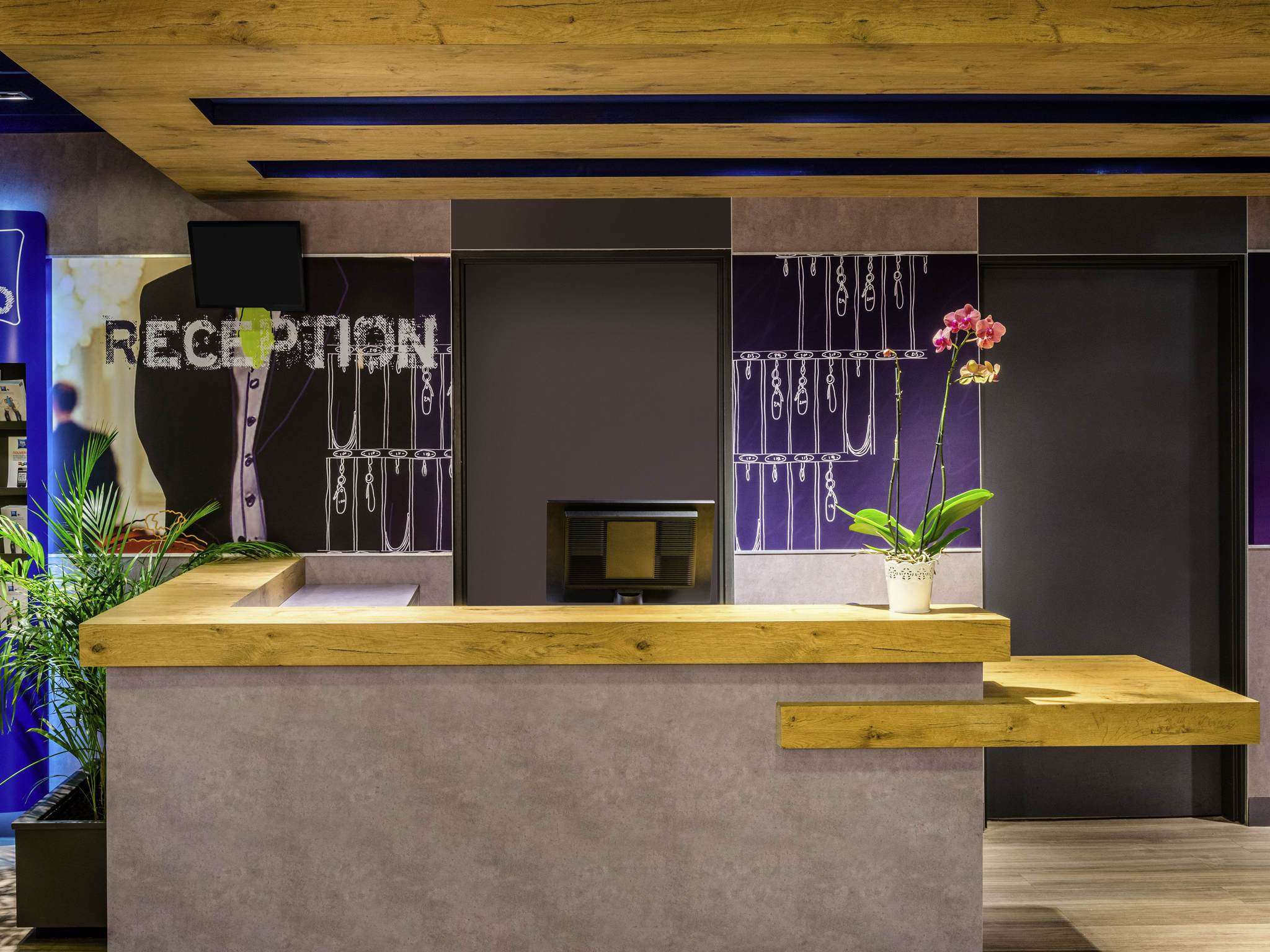 Hotel – ibis budget Saint Maurice