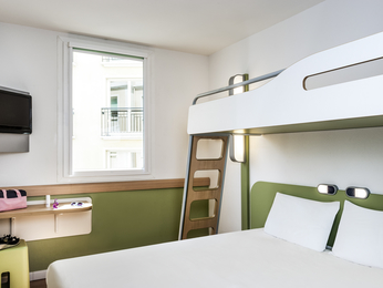 Rooms - ibis budget Saint Maurice