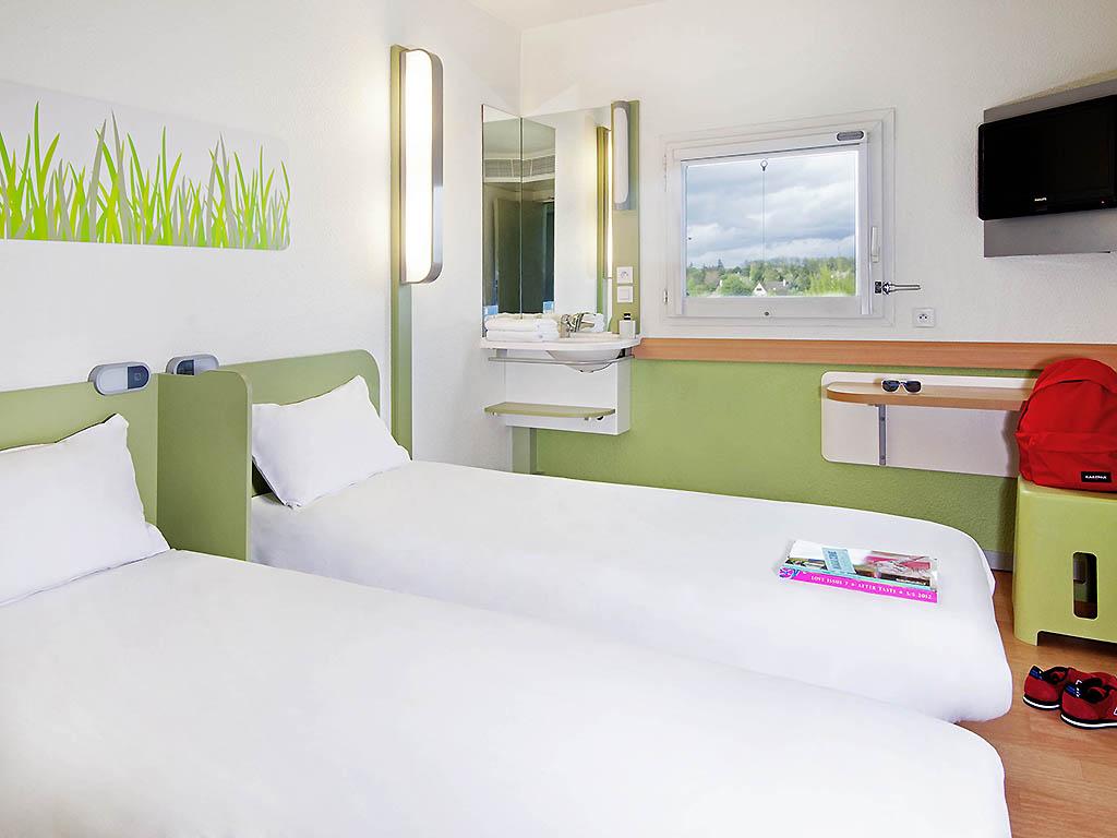 hotel pas cher honfleur ibis budget honfleur centre ville. Black Bedroom Furniture Sets. Home Design Ideas