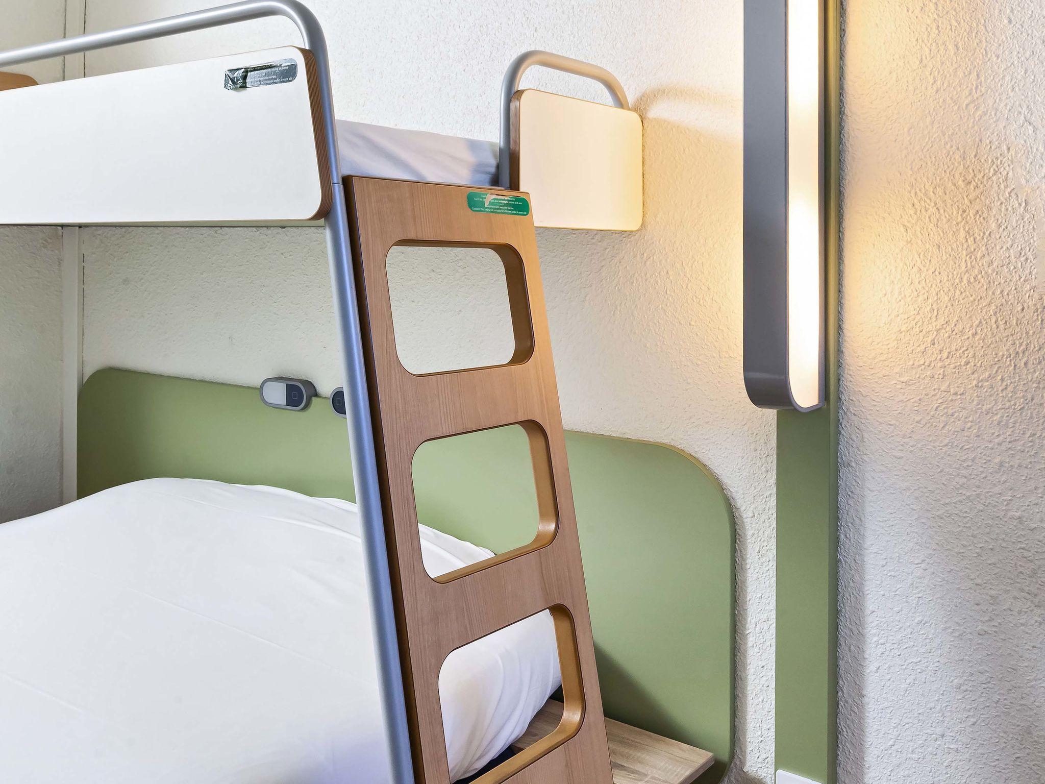 Hotel in ANTONY - ibis budget Antony Massy