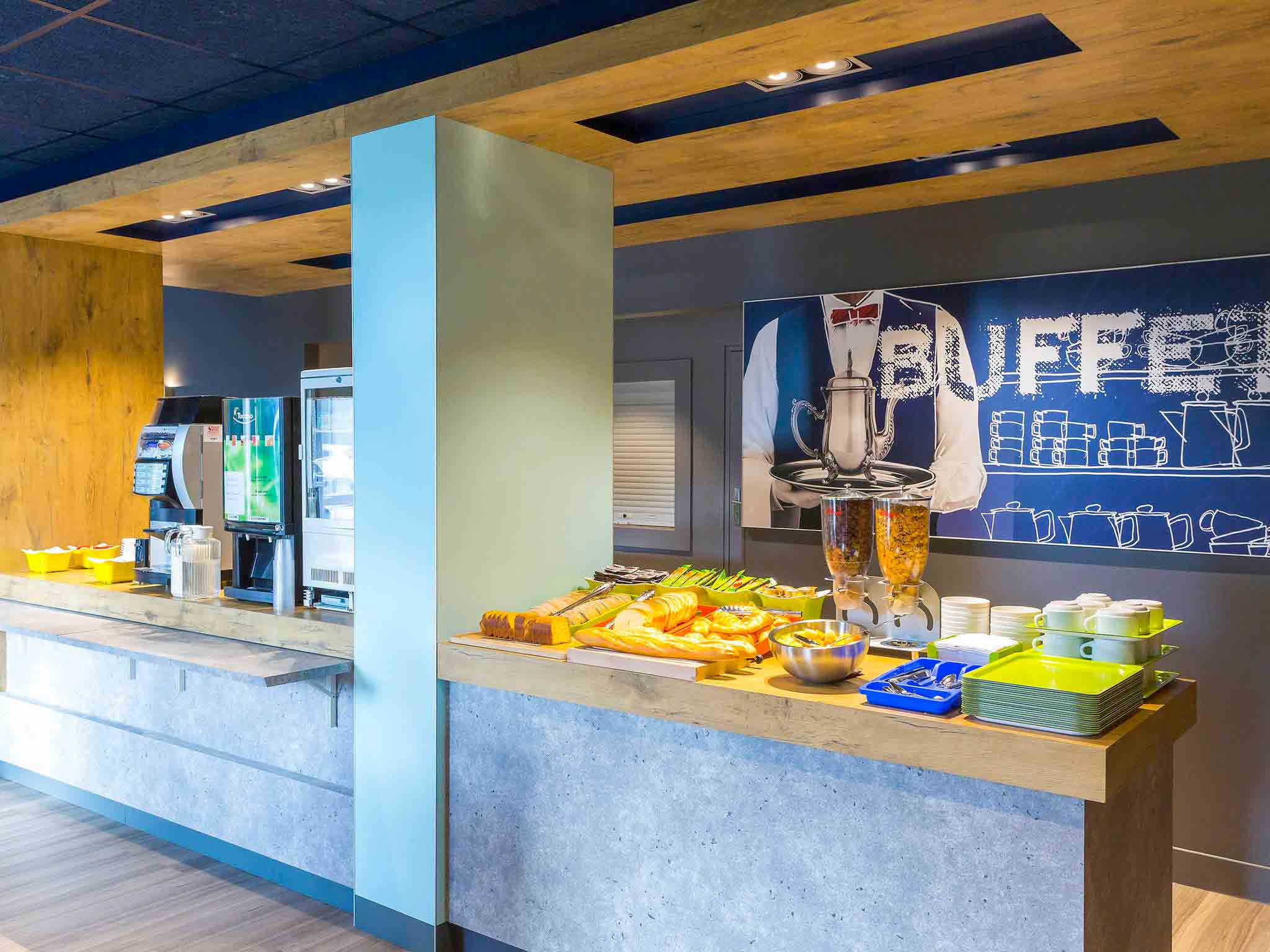 Hotel Ibis Budget Lorient Hennebont Hennebont