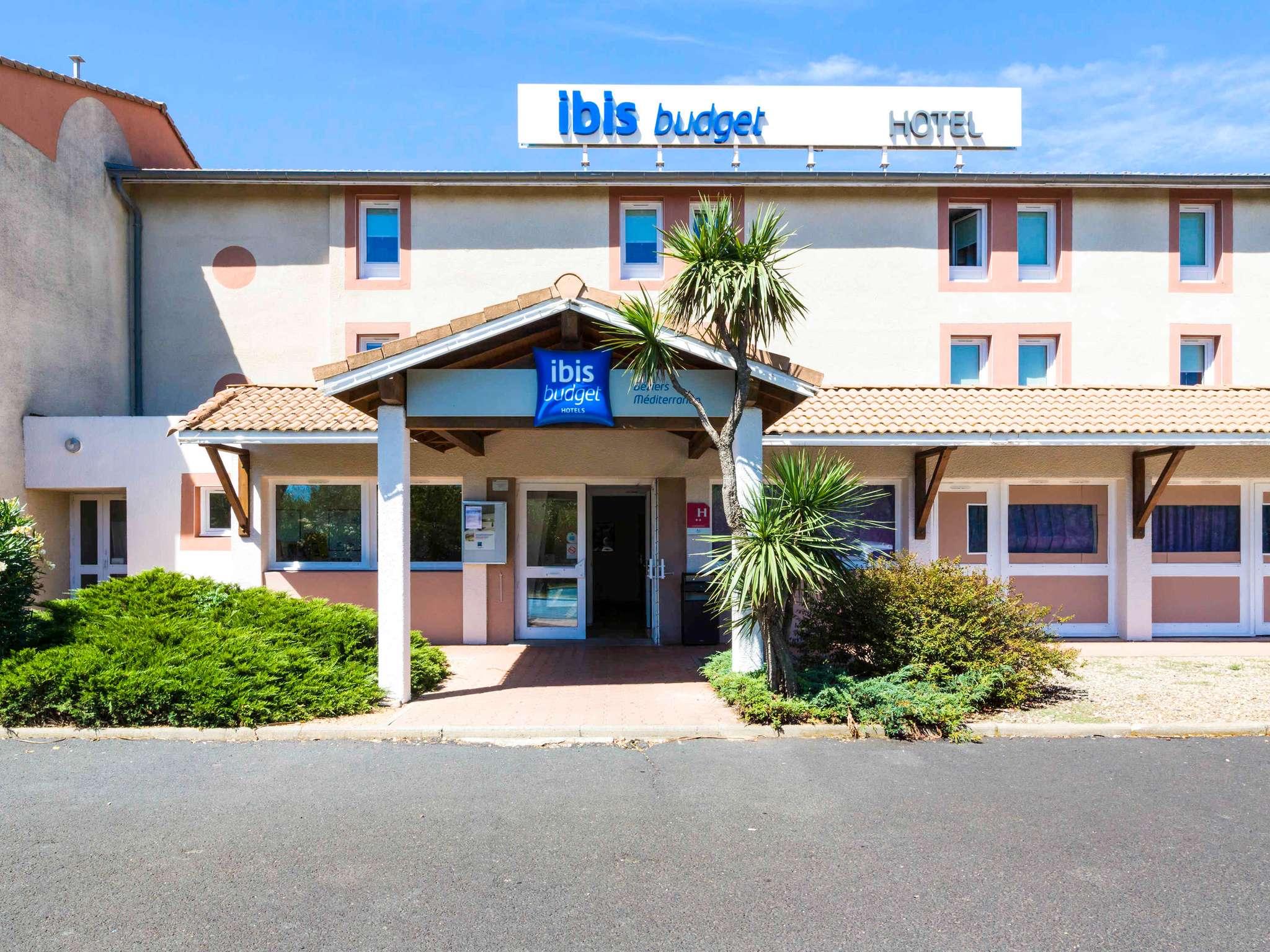โรงแรม – ibis budget Béziers Est Méditerranée