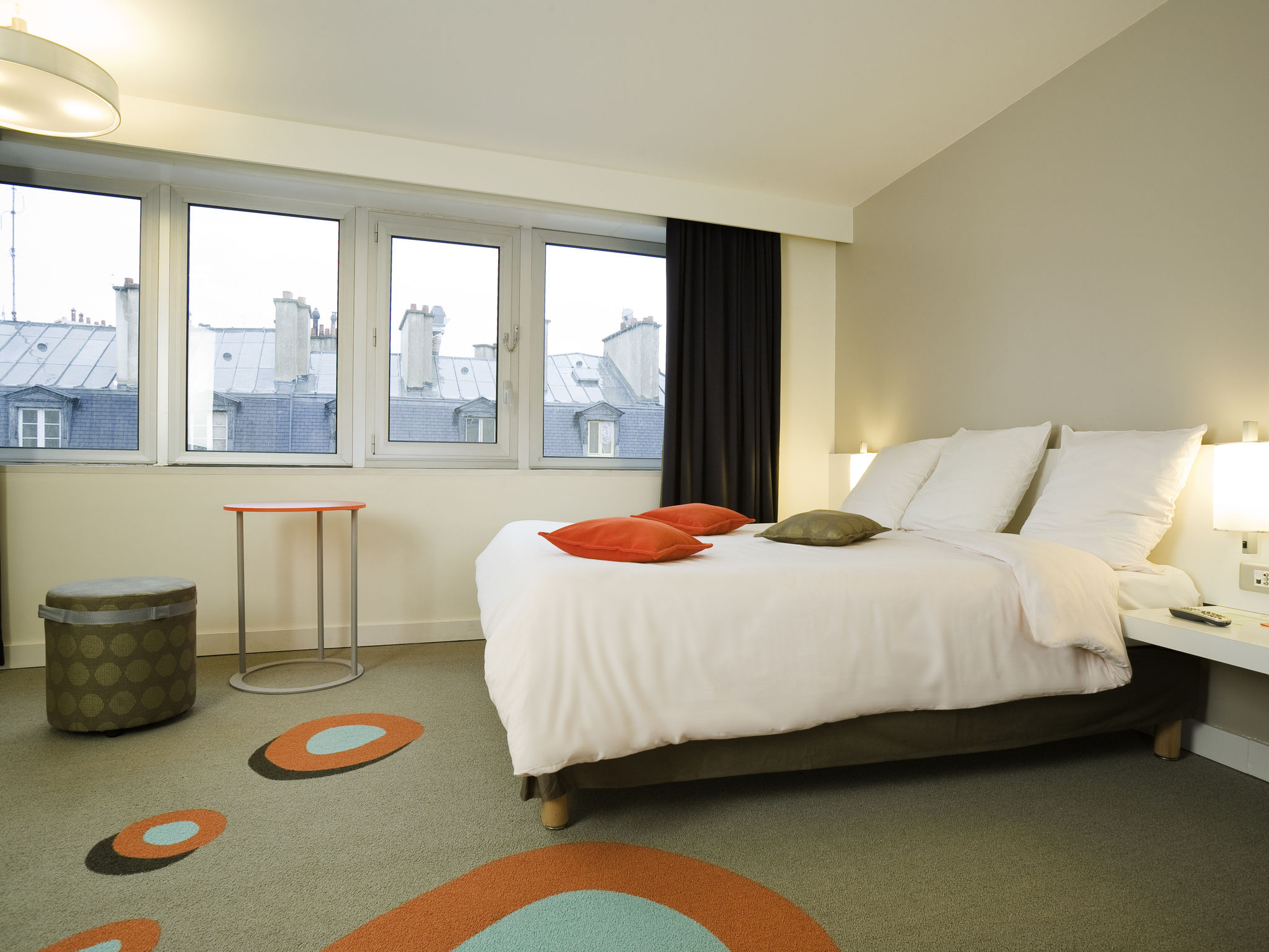 Hotel – ibis Styles Parigi Gare de l'Est Château Landon
