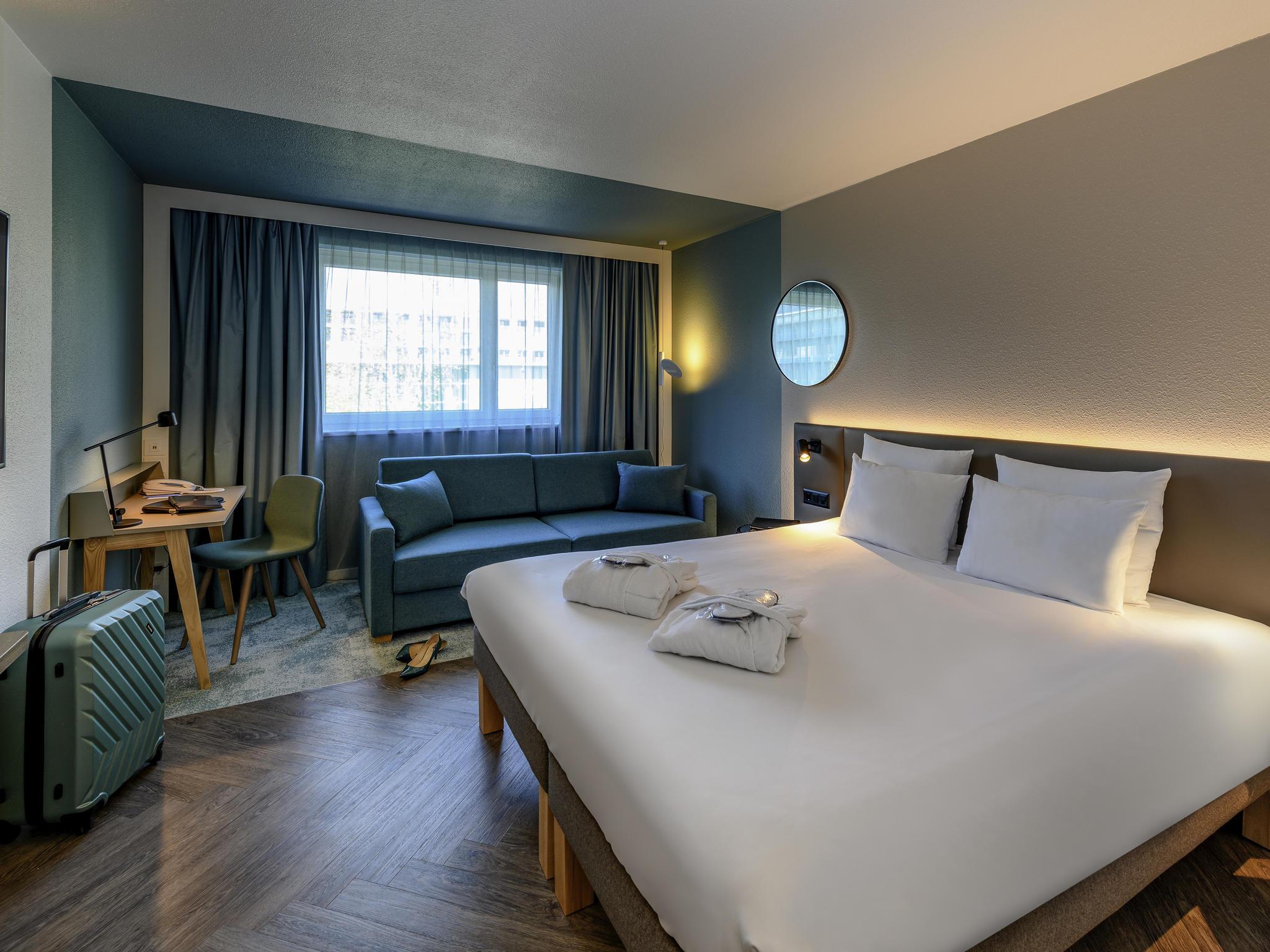 호텔 – Novotel Zurich City West