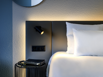 Chambres - Novotel Zurich City West
