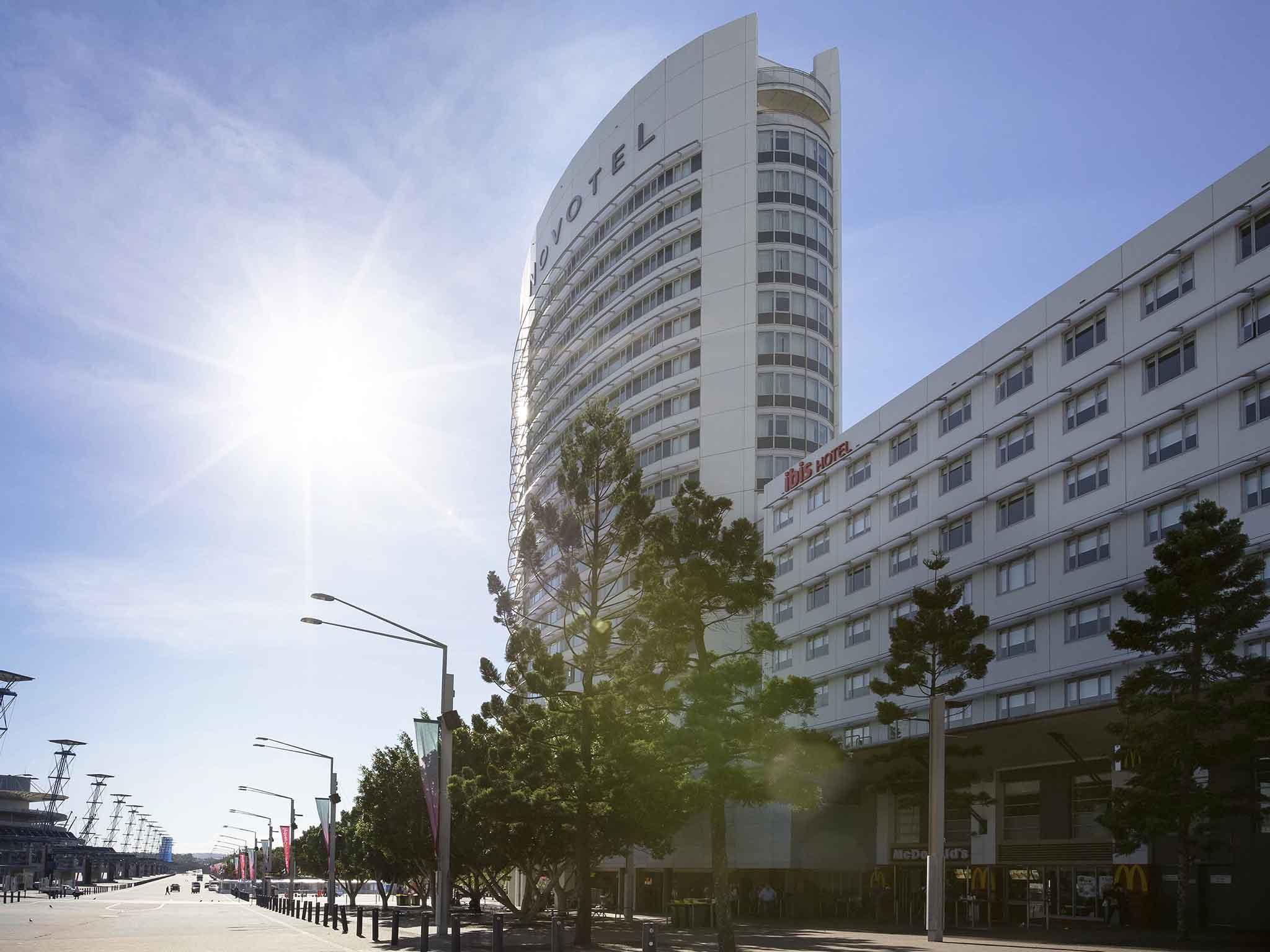 โรงแรม – โนโวเทล ซิดนีย์ โอลิมปิก พาร์ค