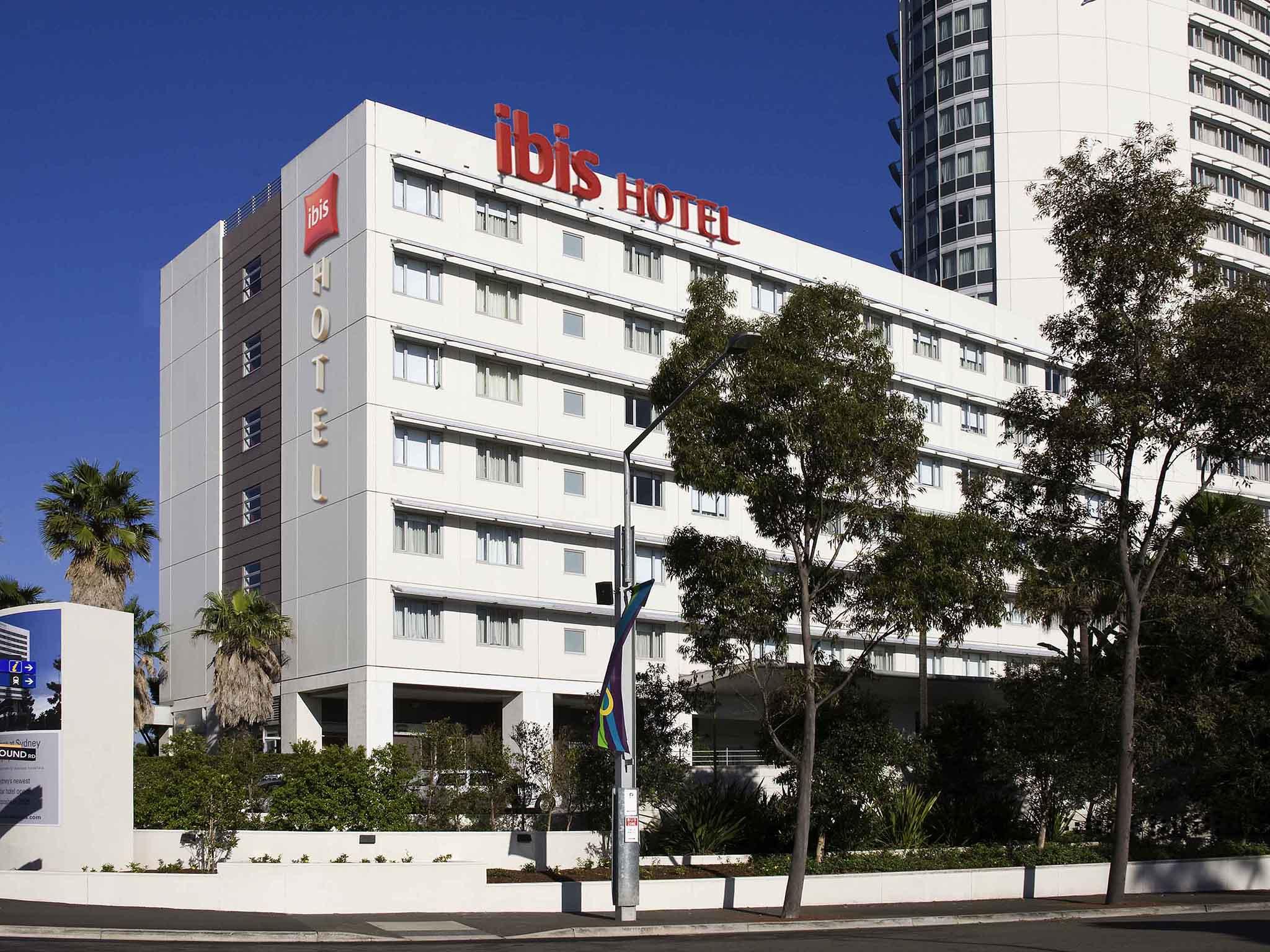 酒店 – 宜必思悉尼奥林匹克园酒店