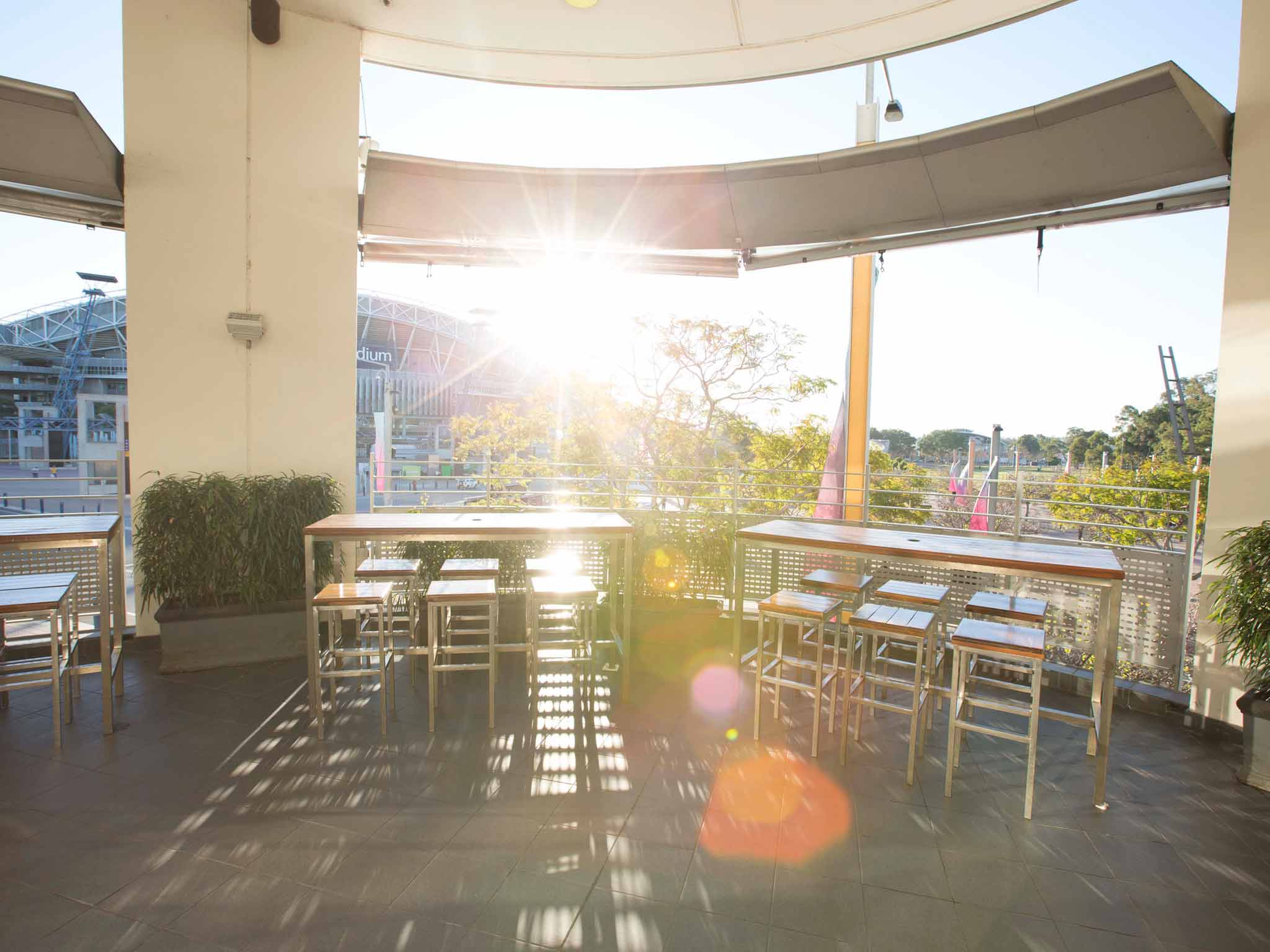 Sydney Olympic Park Dining Boulevard Brasserie And Bar