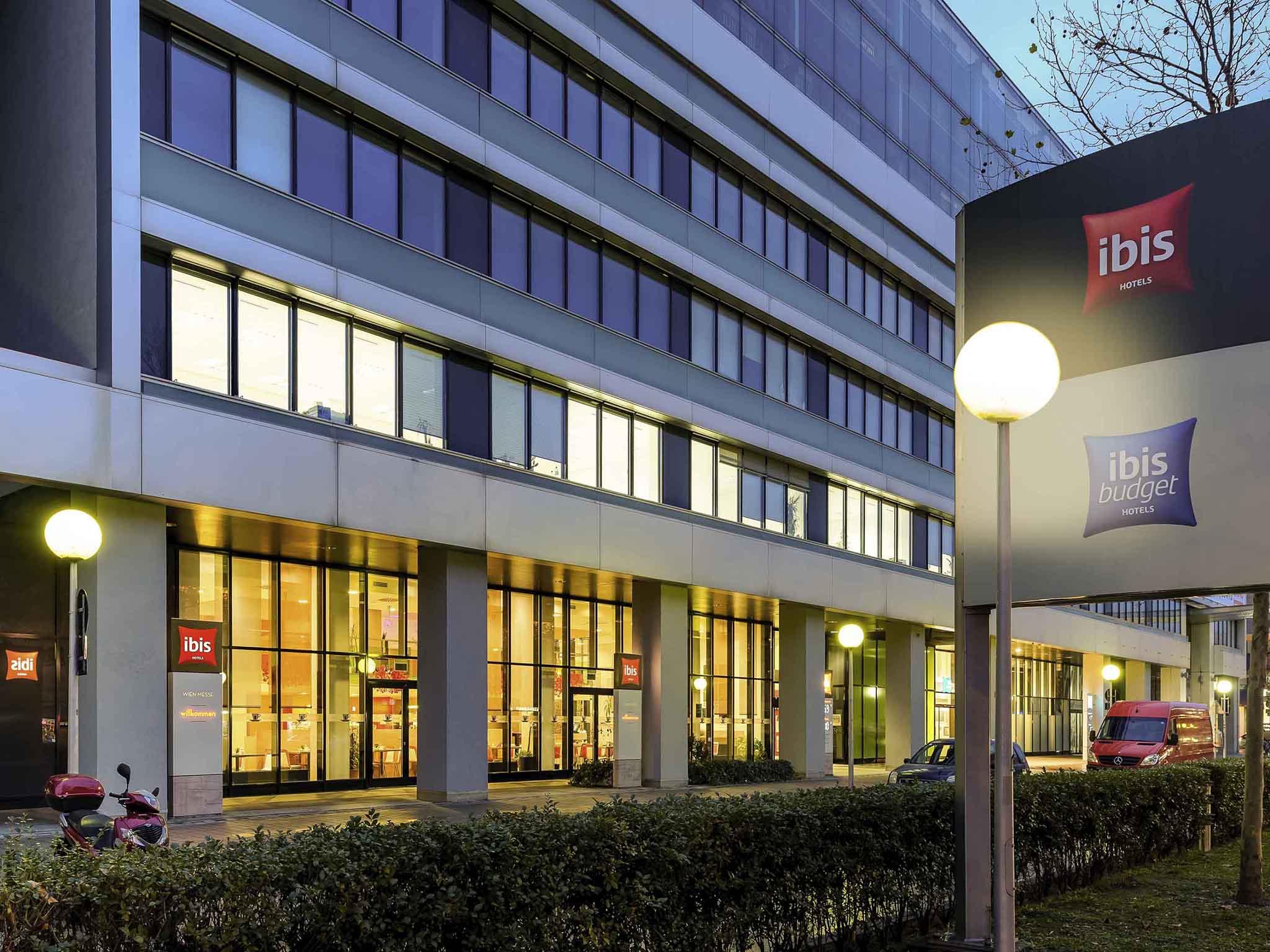 โรงแรม – ibis Wien Messe