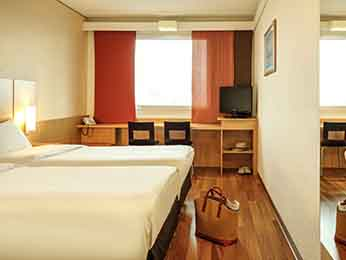 Rooms - ibis Wien Messe