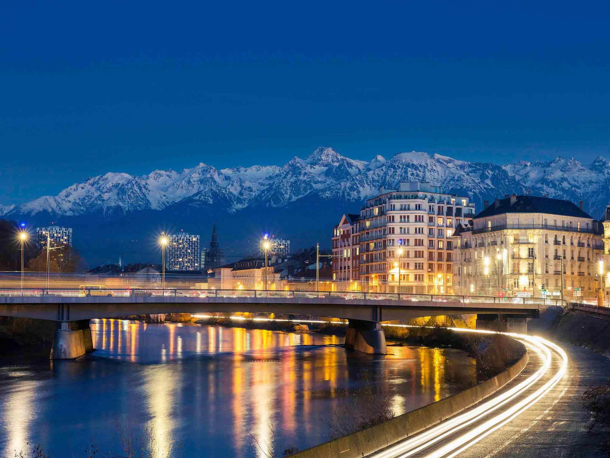 Hotel In Grenoble