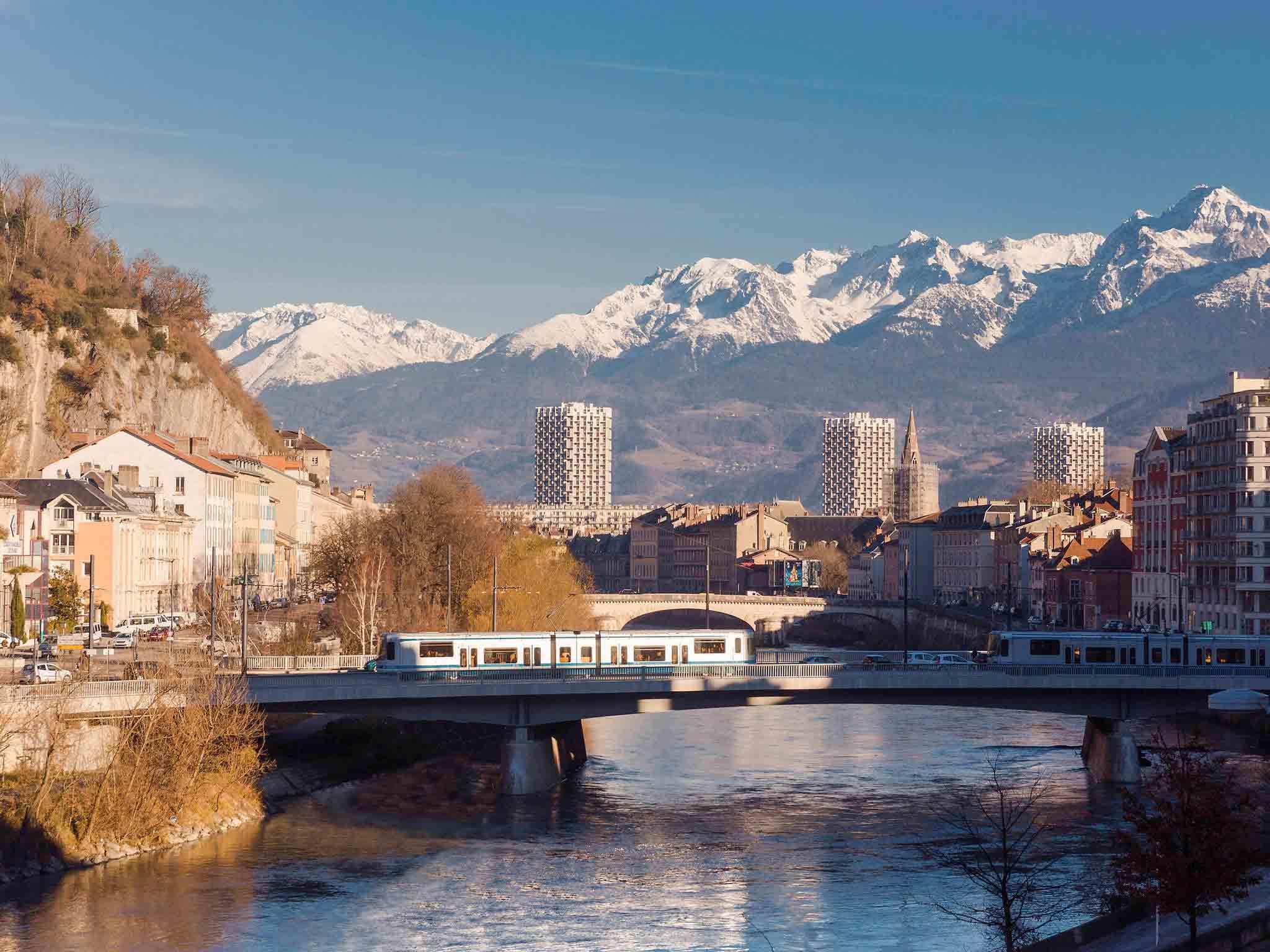 Hotel Ibis Centre Grenoble